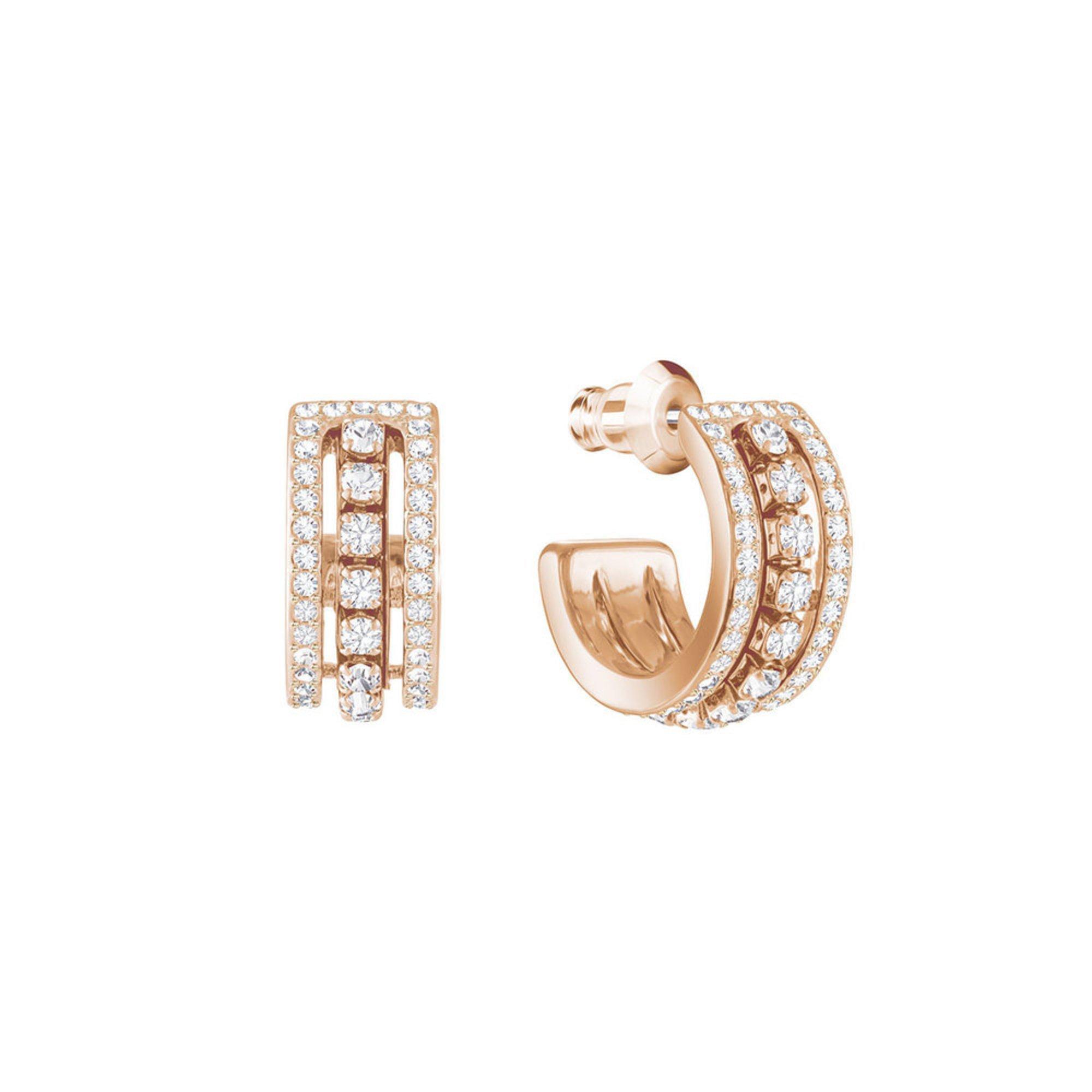 9eff95be2b3160 Swarovski Further Pierced Earrings