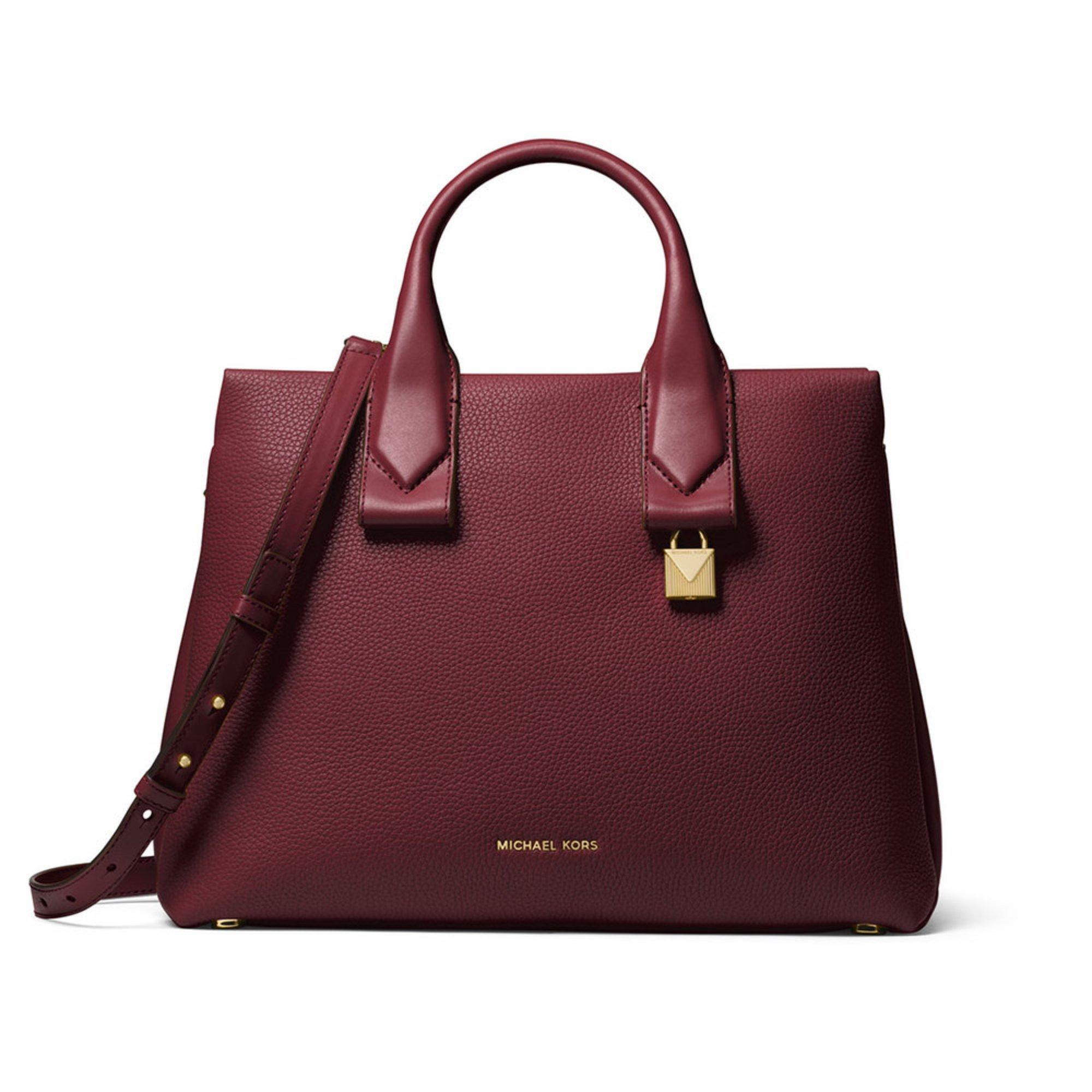 Michael Kors Rollins Large Satchel Satchels Handbags Sungl Your Navy Exchange Official Site