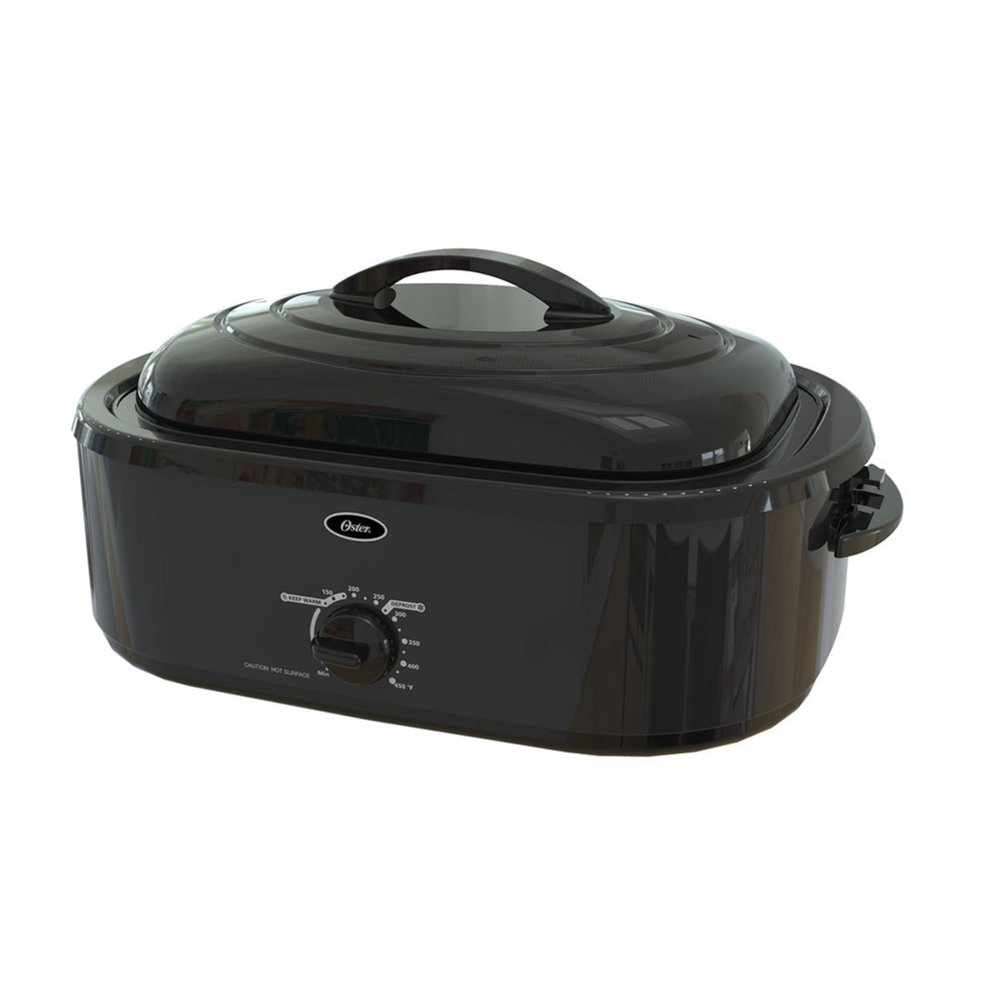 Oster Smoker Roaster Oven 16 Quart At Oster Com: Oster 16-quart Roaster Oven With Self-basting Lid