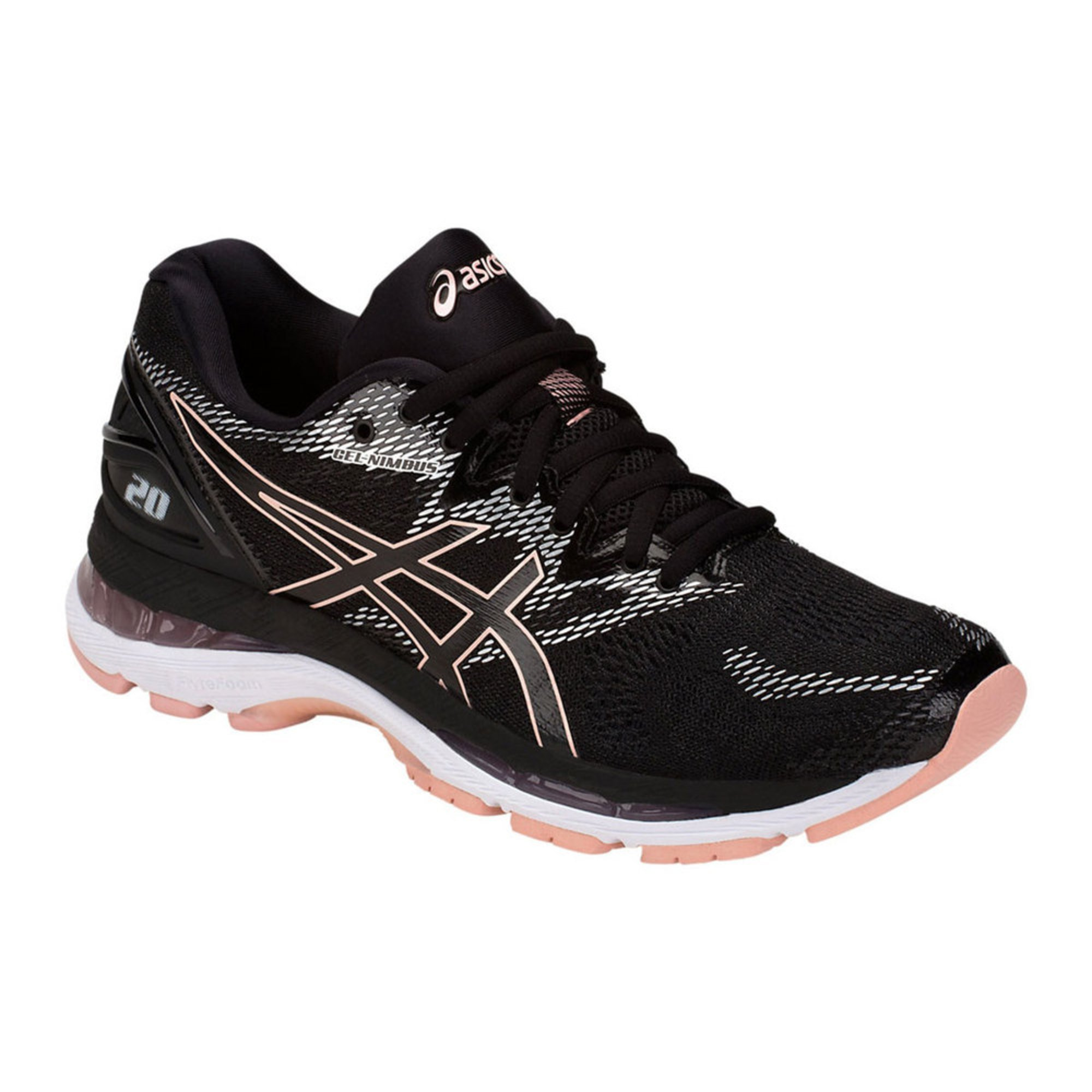 the best attitude b84cc 3ba61 Asics Women's Gel Nimbus 20 Running Shoe