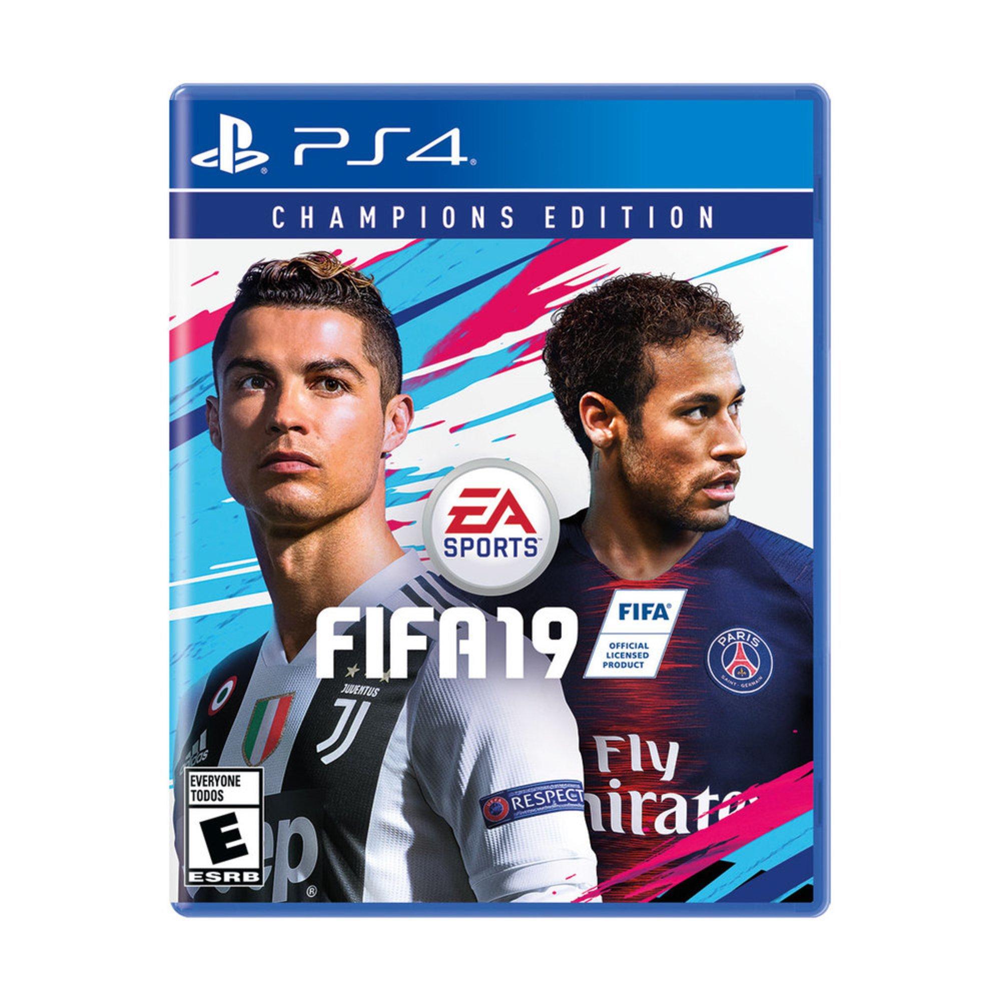 Ps4 Fifa 19 Champions Edition | Playstation 4 Games