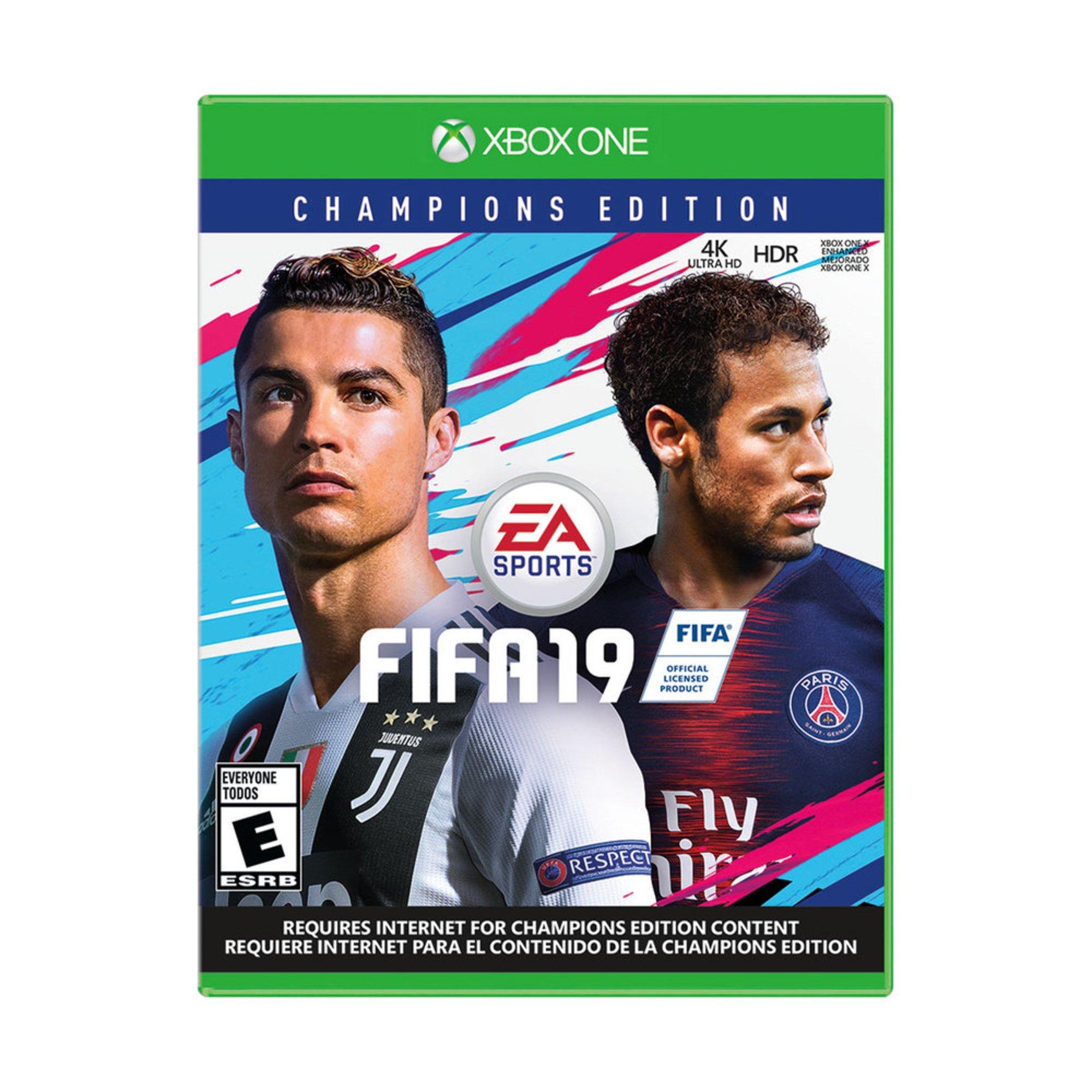 5c8813739 Electronic Arts. Xbox One FIFA 19 Champions Edition
