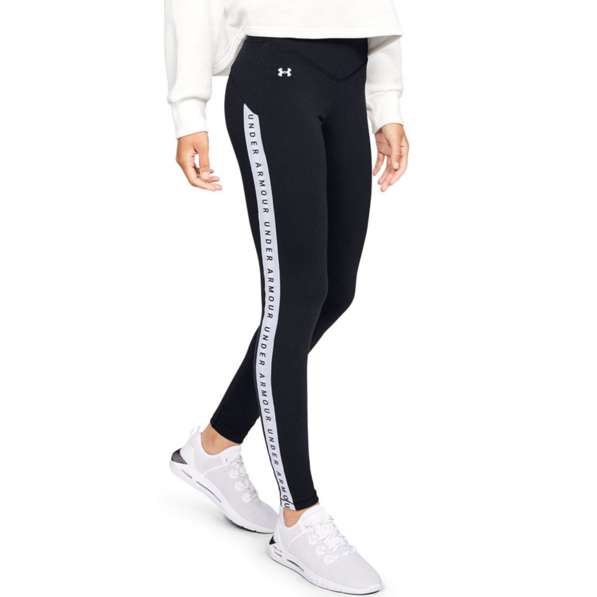 edf4ab5fcecdc4 Under Armour Women's Taped Favorite Leggings | Active Leggings ...