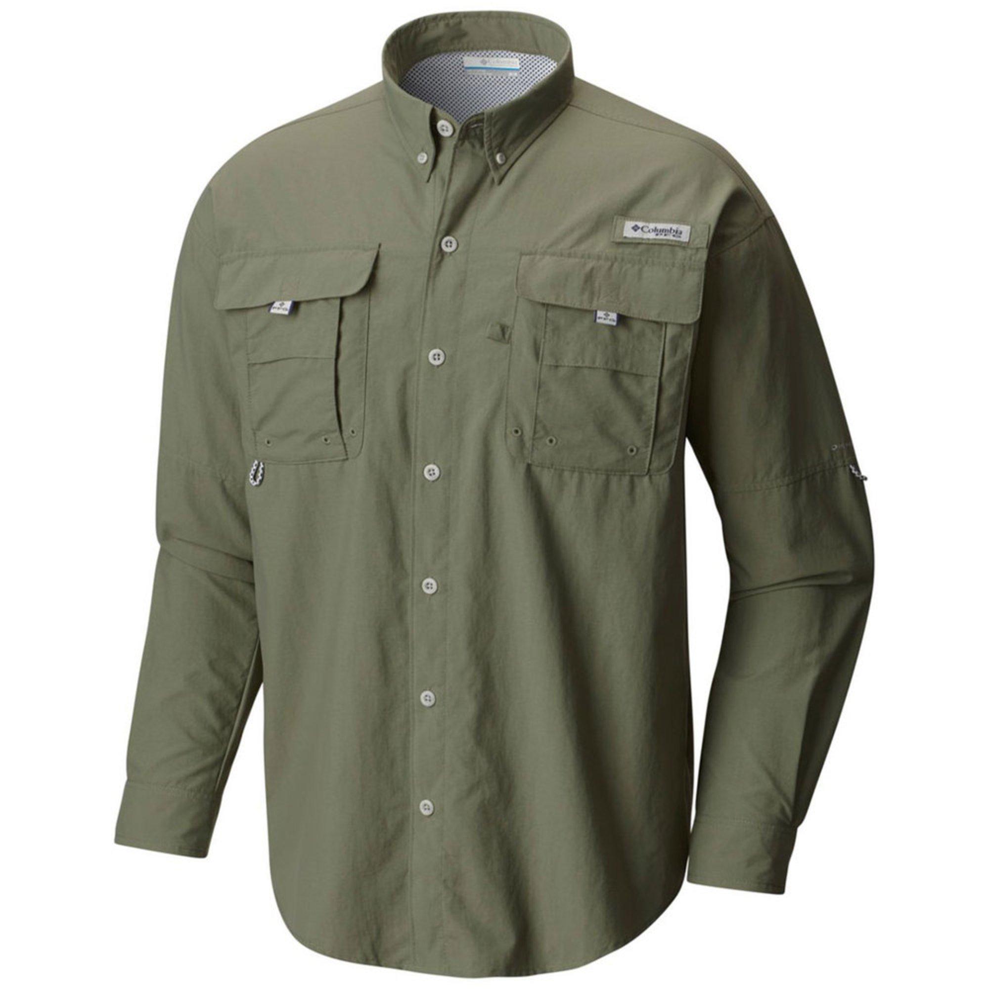 2923e766a59 Columbia. Columbia Men s PFG Bahama II Button Down Shirt