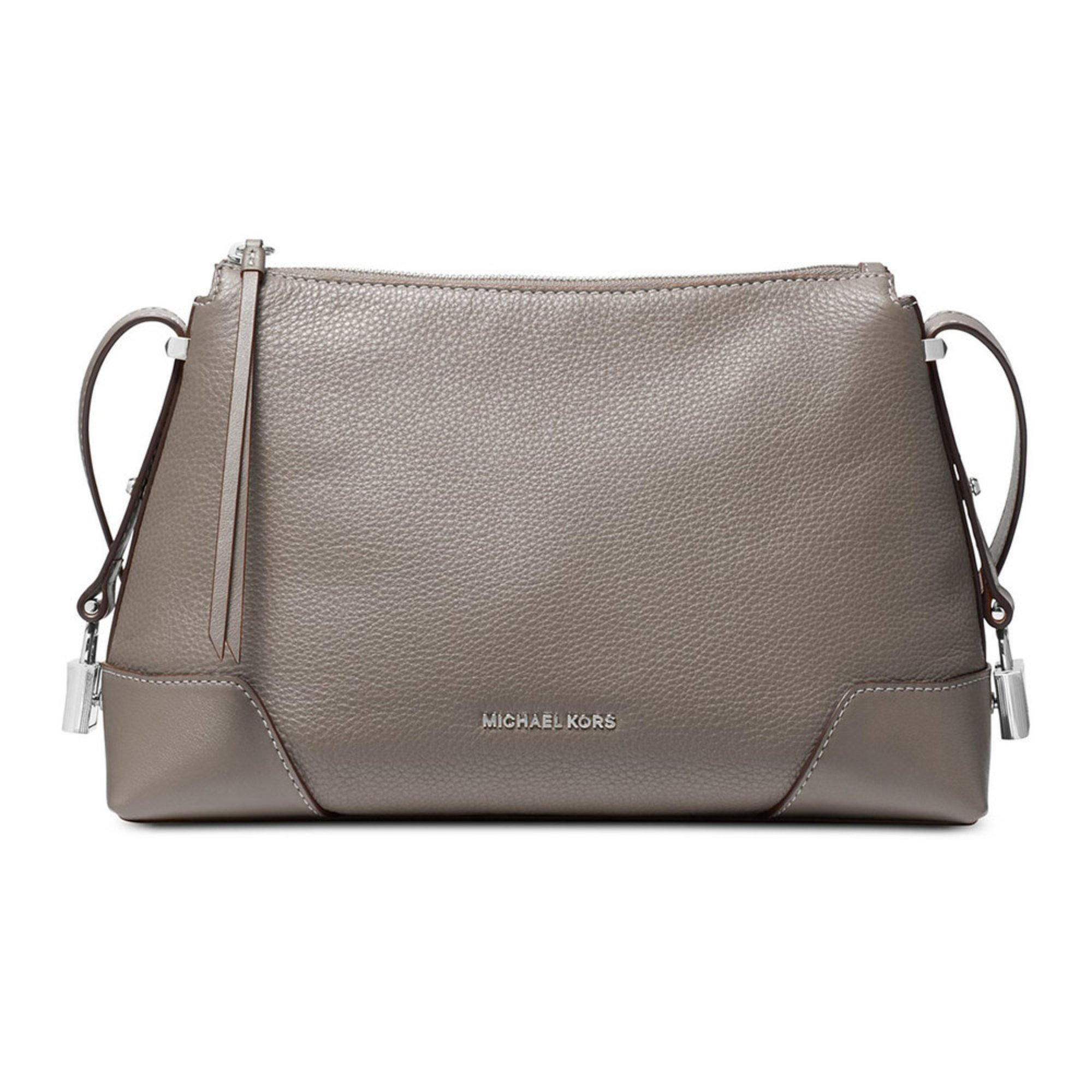 13dd0d1b5ae634 Michael Kors Crosby Medium Messenger | Crossbody & Messenger Bags ...