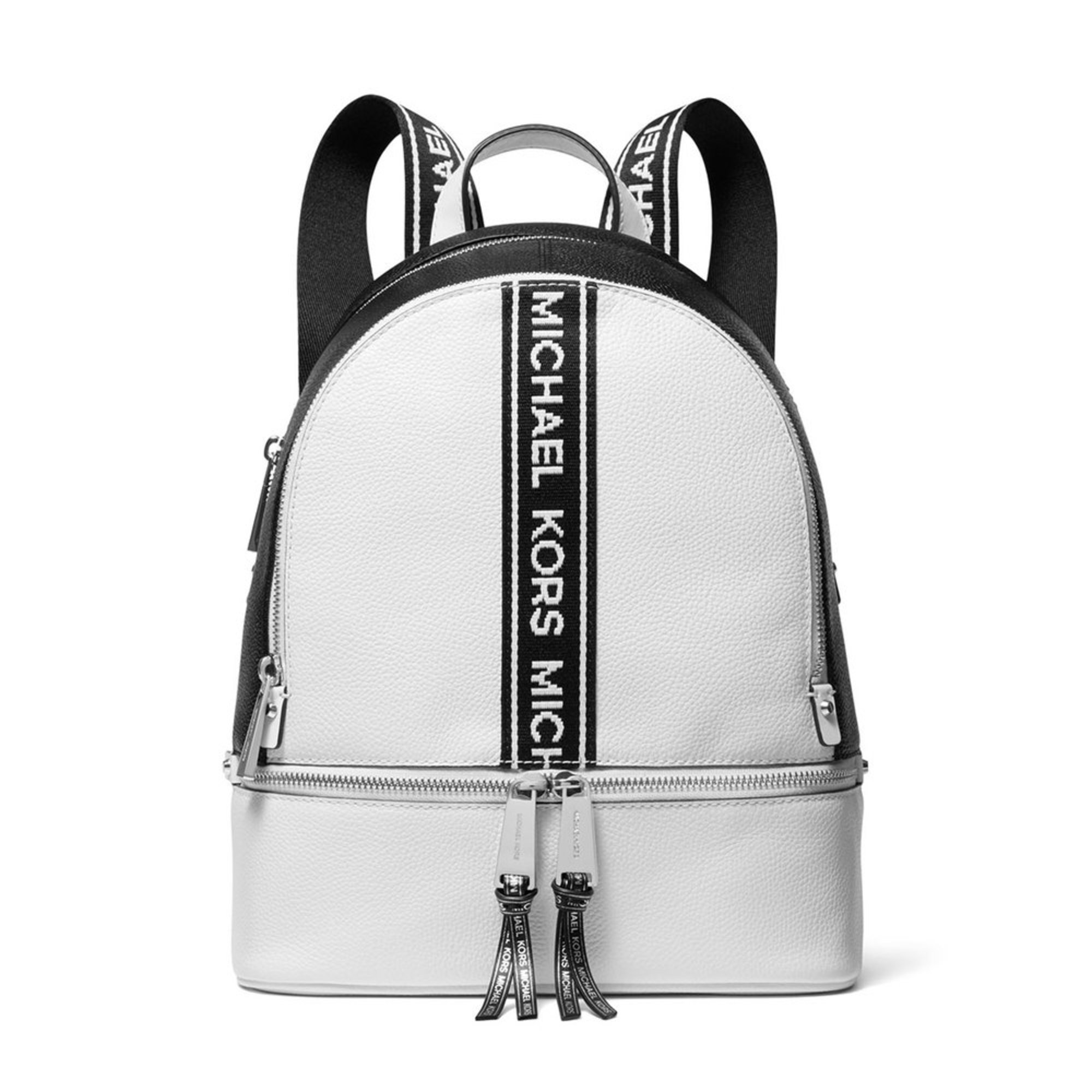 9cb62341272a Michael Kors. Michael Kors Rhea Zip Medium Backpack