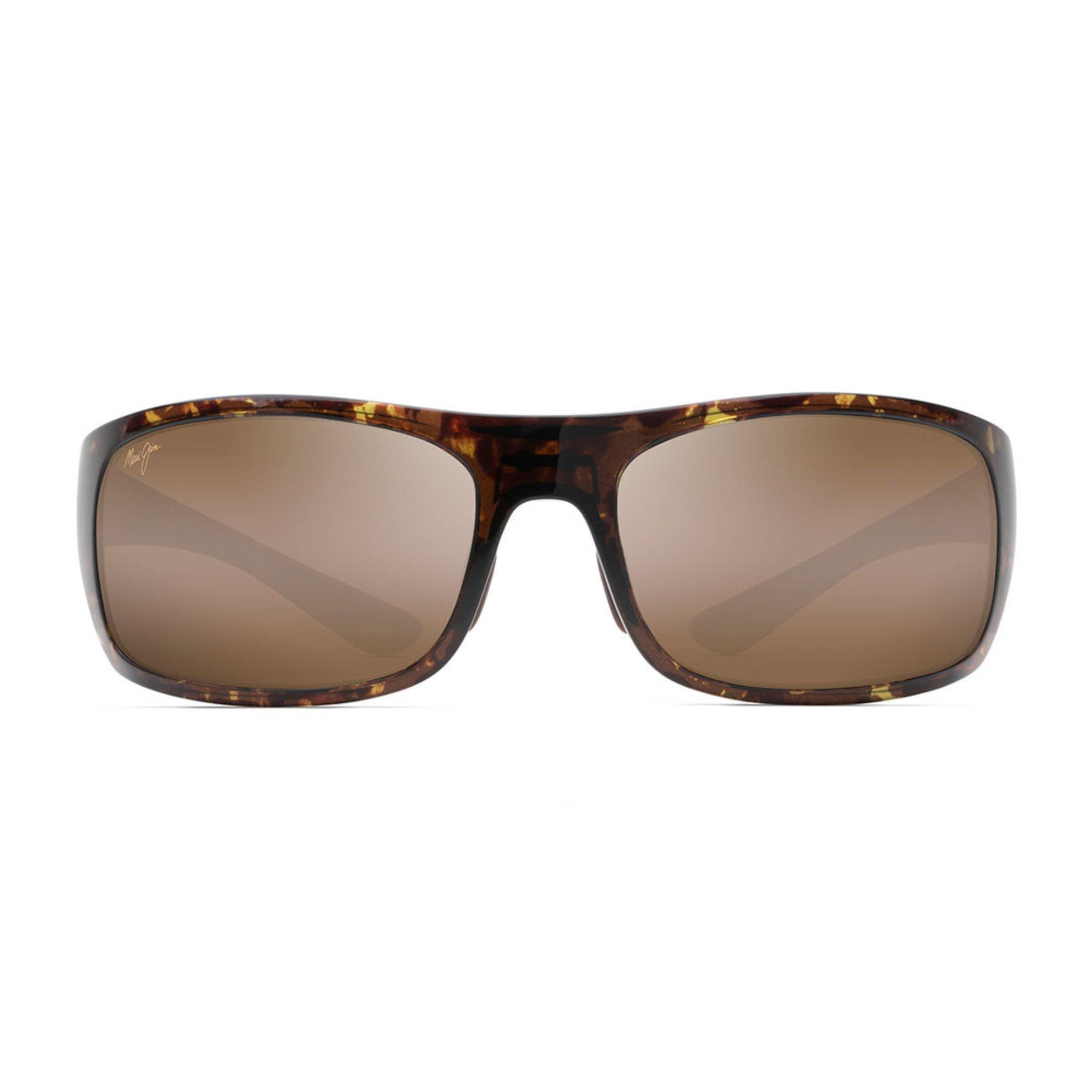 8573863c2f Maui Jim. Maui Jim Men s Polarized Big Wave HCL Bronze Sunglasses
