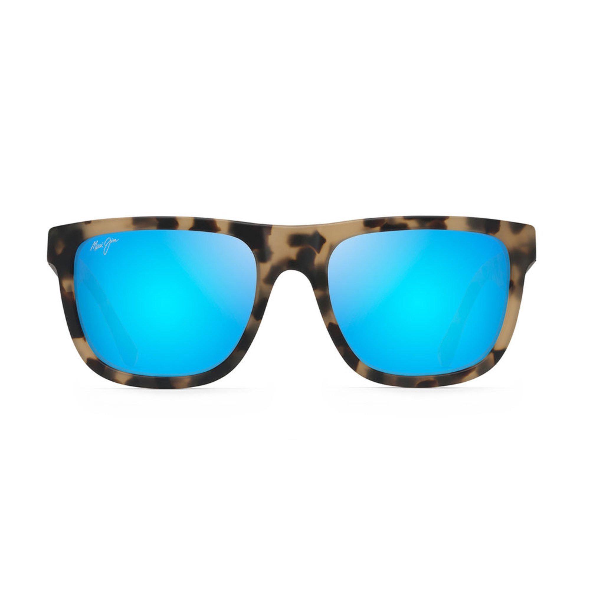 a5402c81089 Maui Jim Unisex Talk Story Matte Tokyo Tortoise Polarized Classic Sunglasses