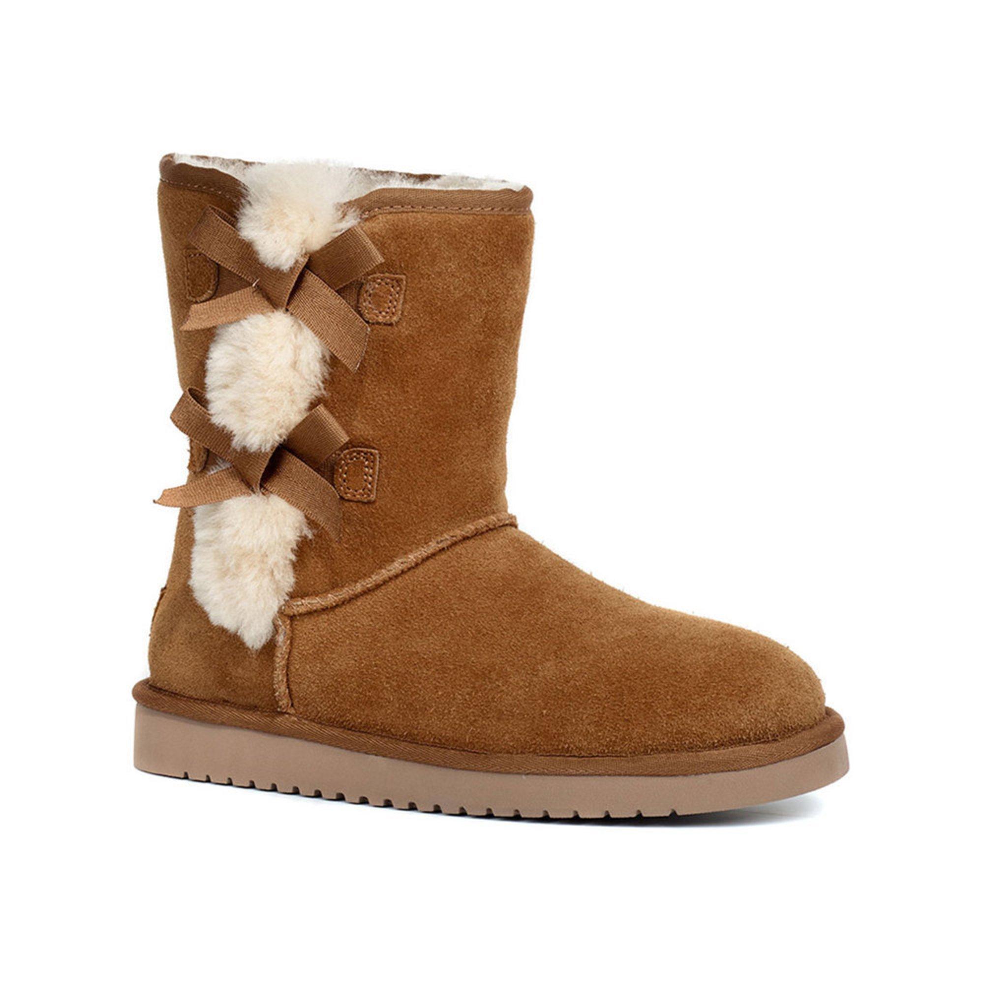Koolaburra By Ugg Women's Victoria Short Side Trim Boot