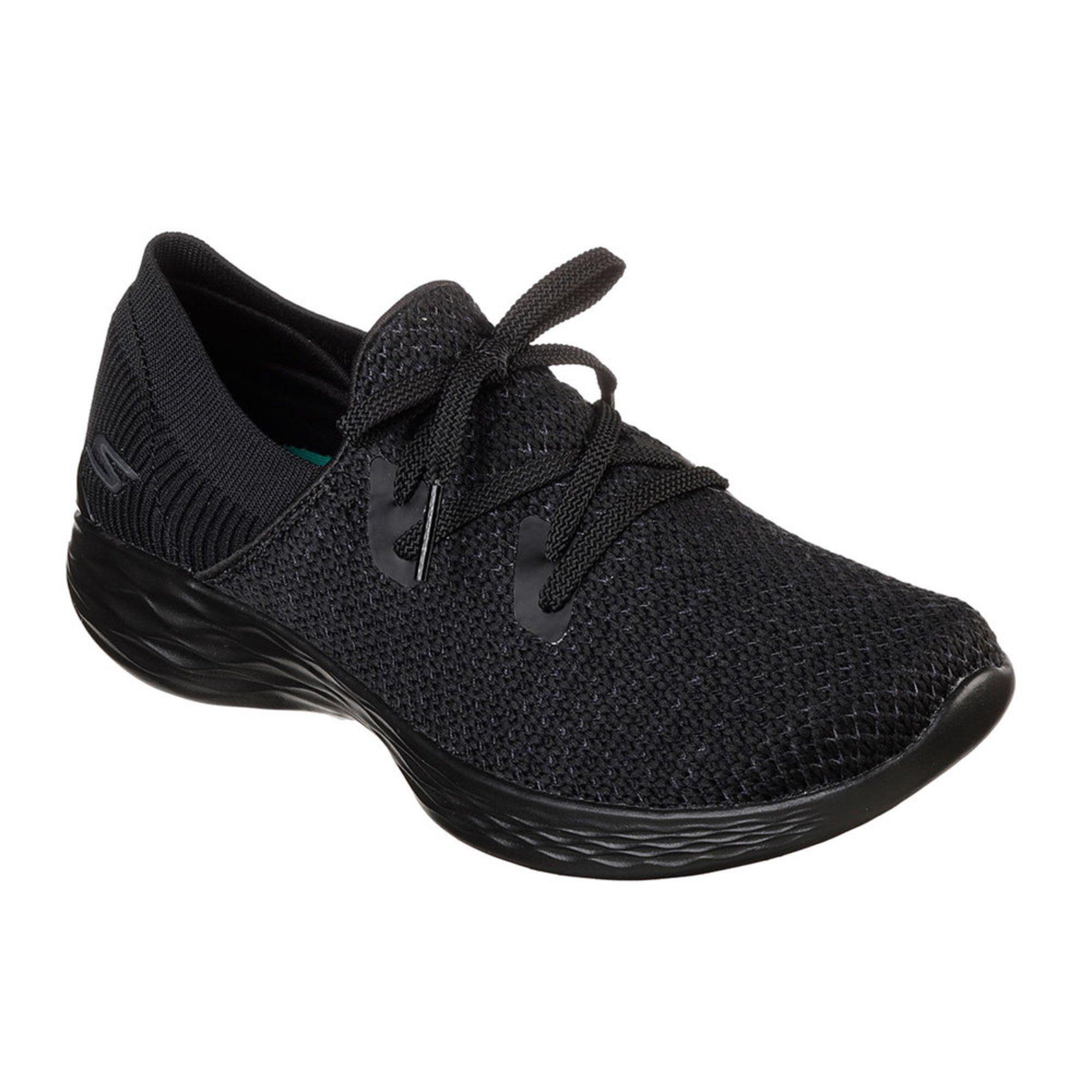 Skechers Women s Sport You Prominence Lace Up Sneaker  2e3d3dc900