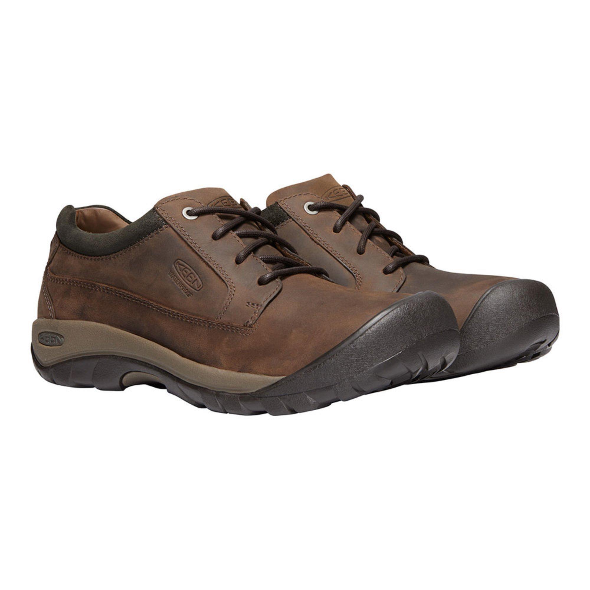 7214b0b6e1d Keen Men's Austin Casual Waterproof Shoe | Men's Casual Shoes ...
