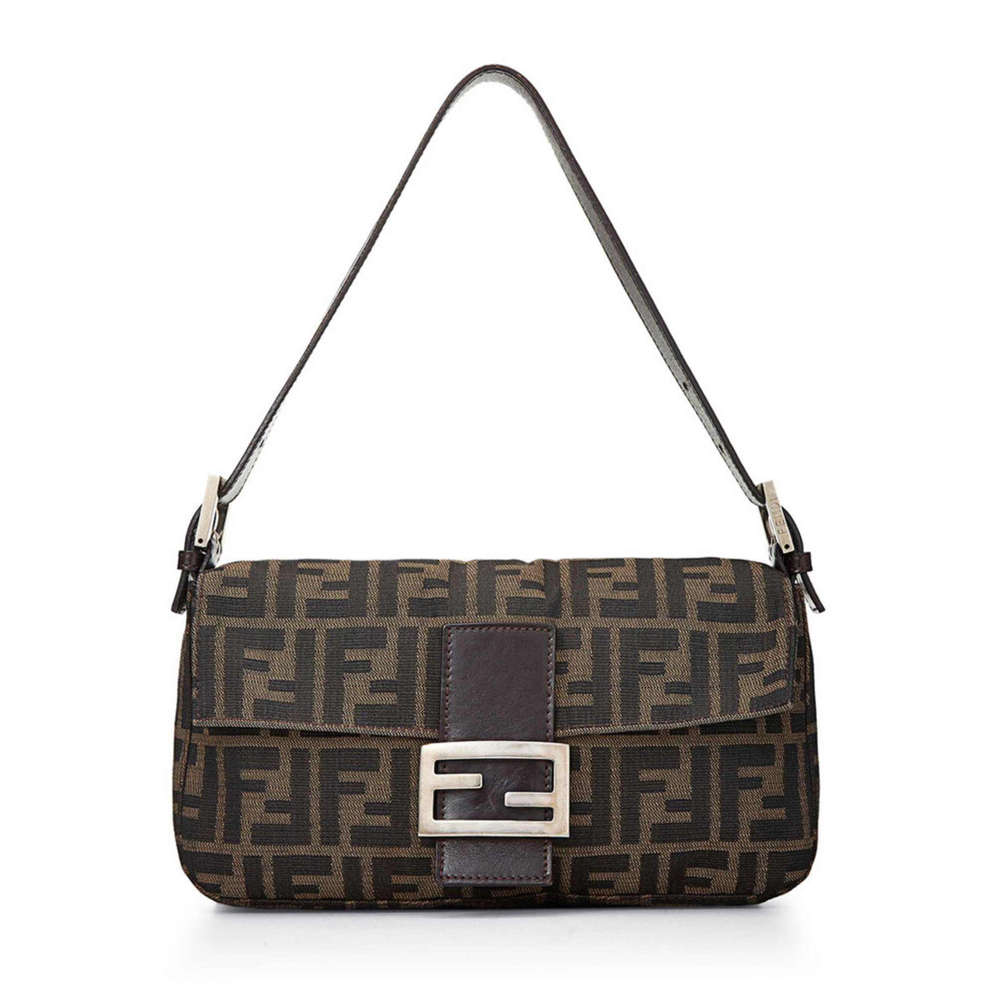 371de35f18 Fendi Zucca Baguette Brown | Shoulder Bags | Handbags & Sunglasses ...