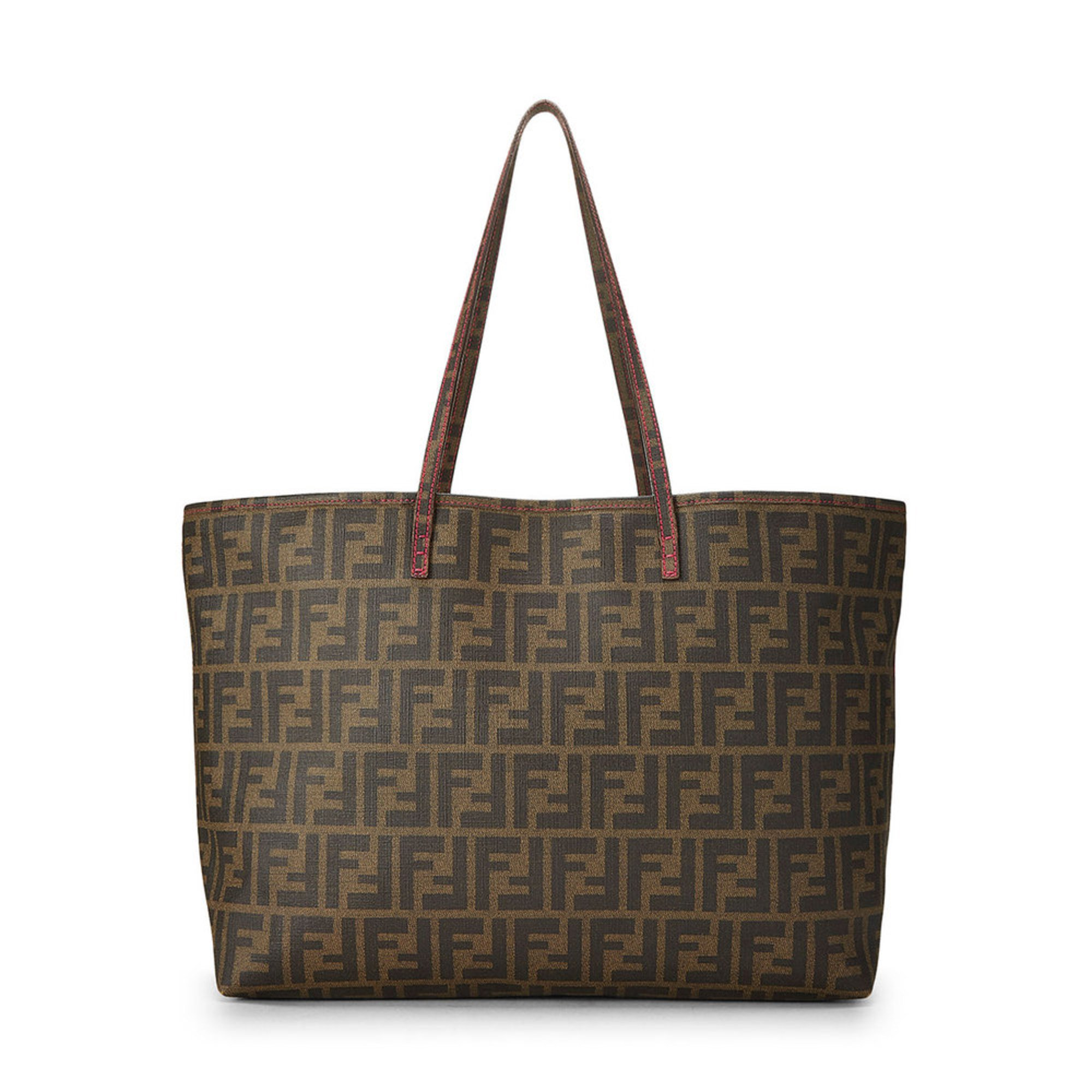 7d1f29159 Fendi Pink Coated Canvas Roll | Totes | Accessories - Shop Your Navy ...