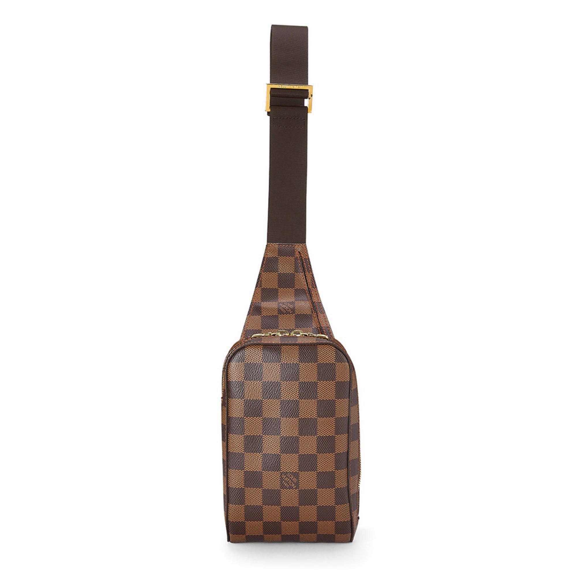 d2d7db8903 Louis Vuitton Damier Ebene Geronimos | Women's Backpacks | Handbags ...