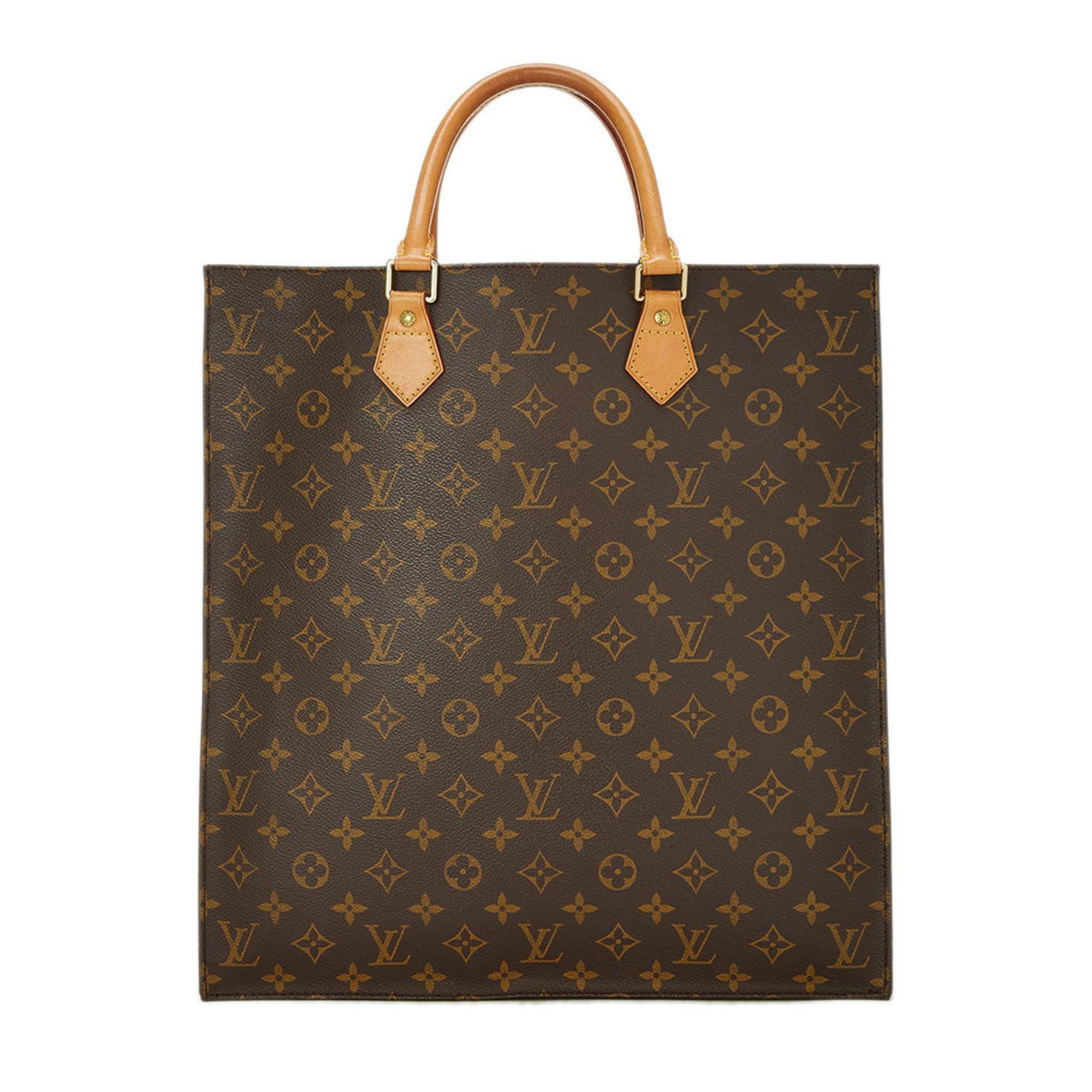 380adbf090fe Louis Vuitton Monogram Sac Plat