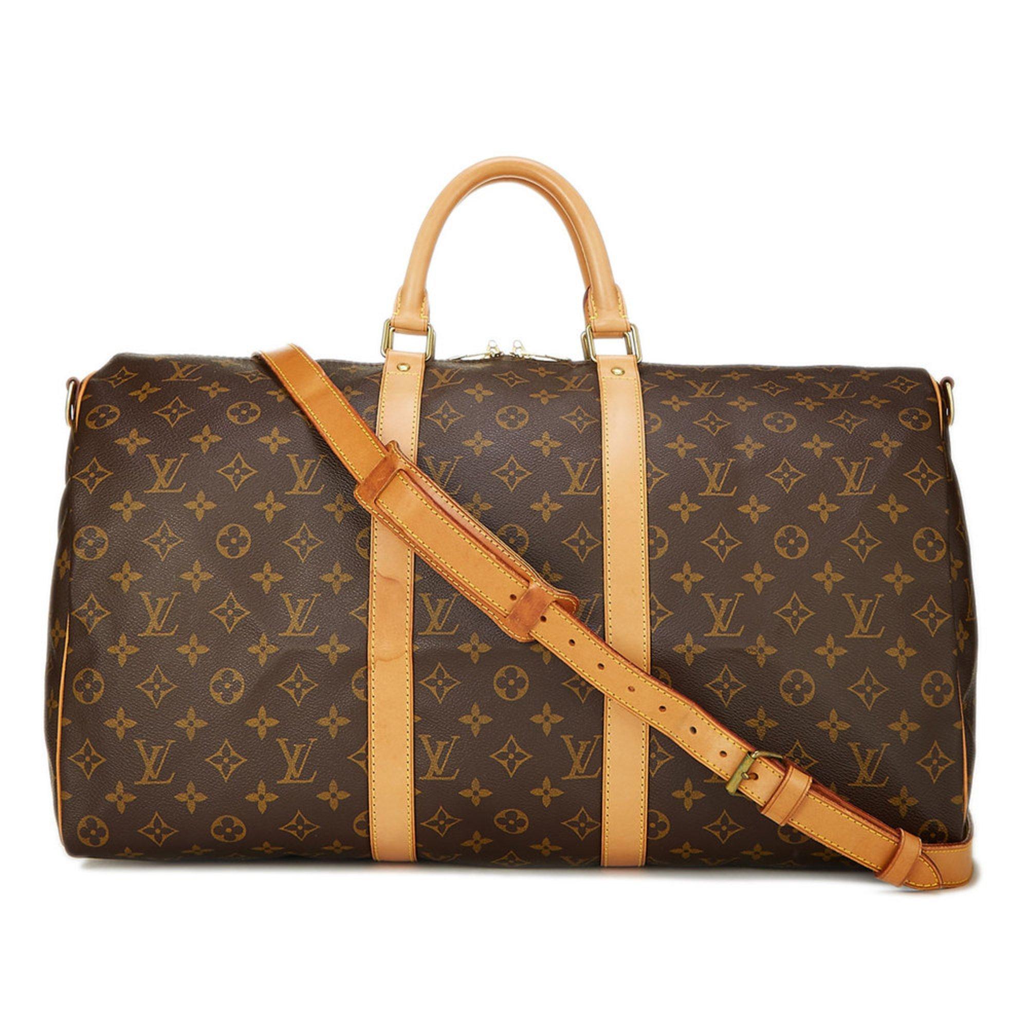 c55cabd8c0861 Louis Vuitton Monogram Keepall Bando 50