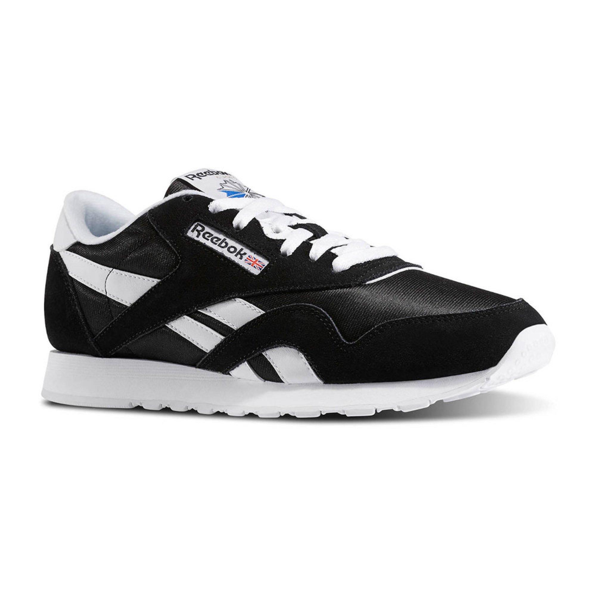 8c45728fb5468 Reebok Men s Classic Nylon Running Shoe