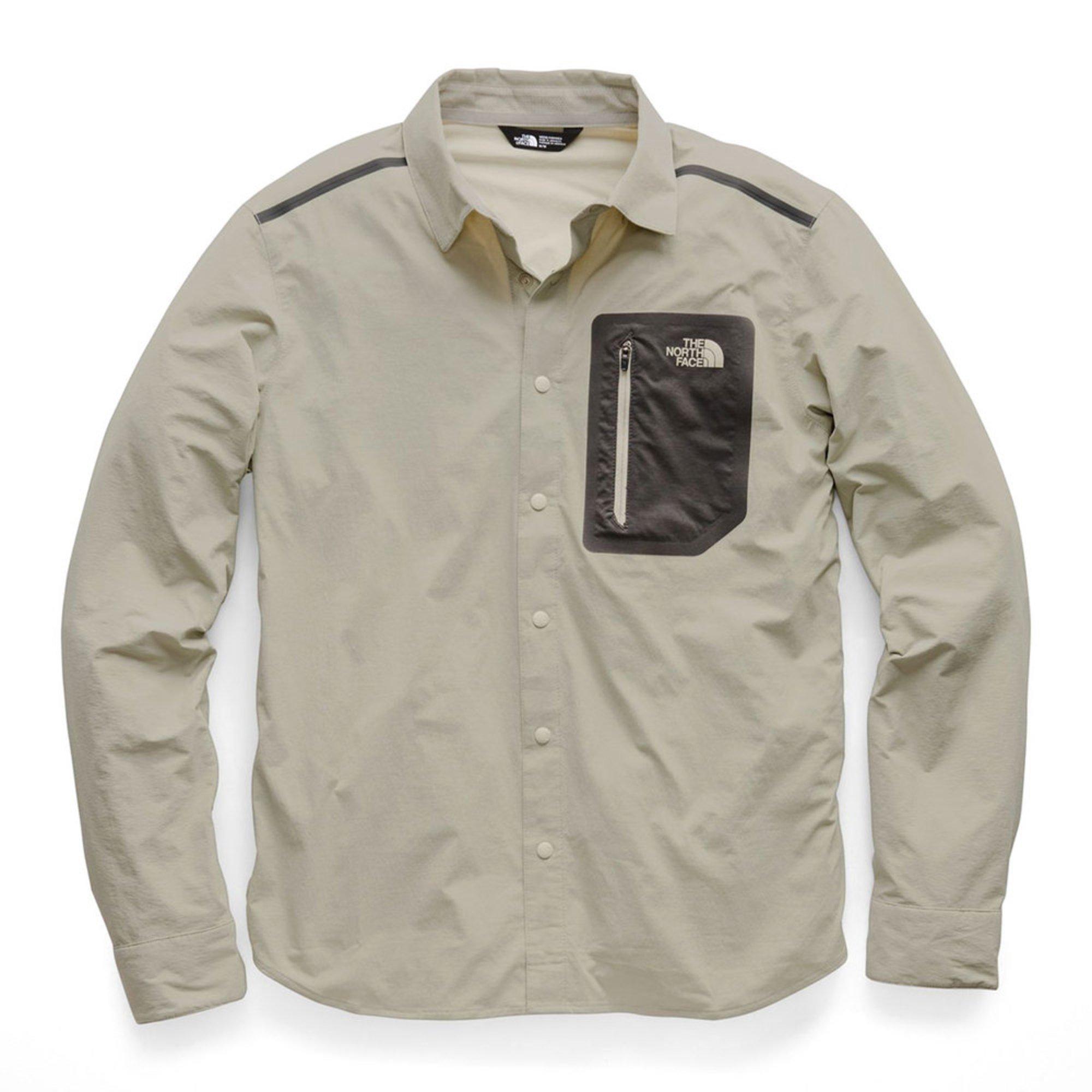 46641e47004 The North Face Men's Alpenbro Long Sleeve Woven Shirt