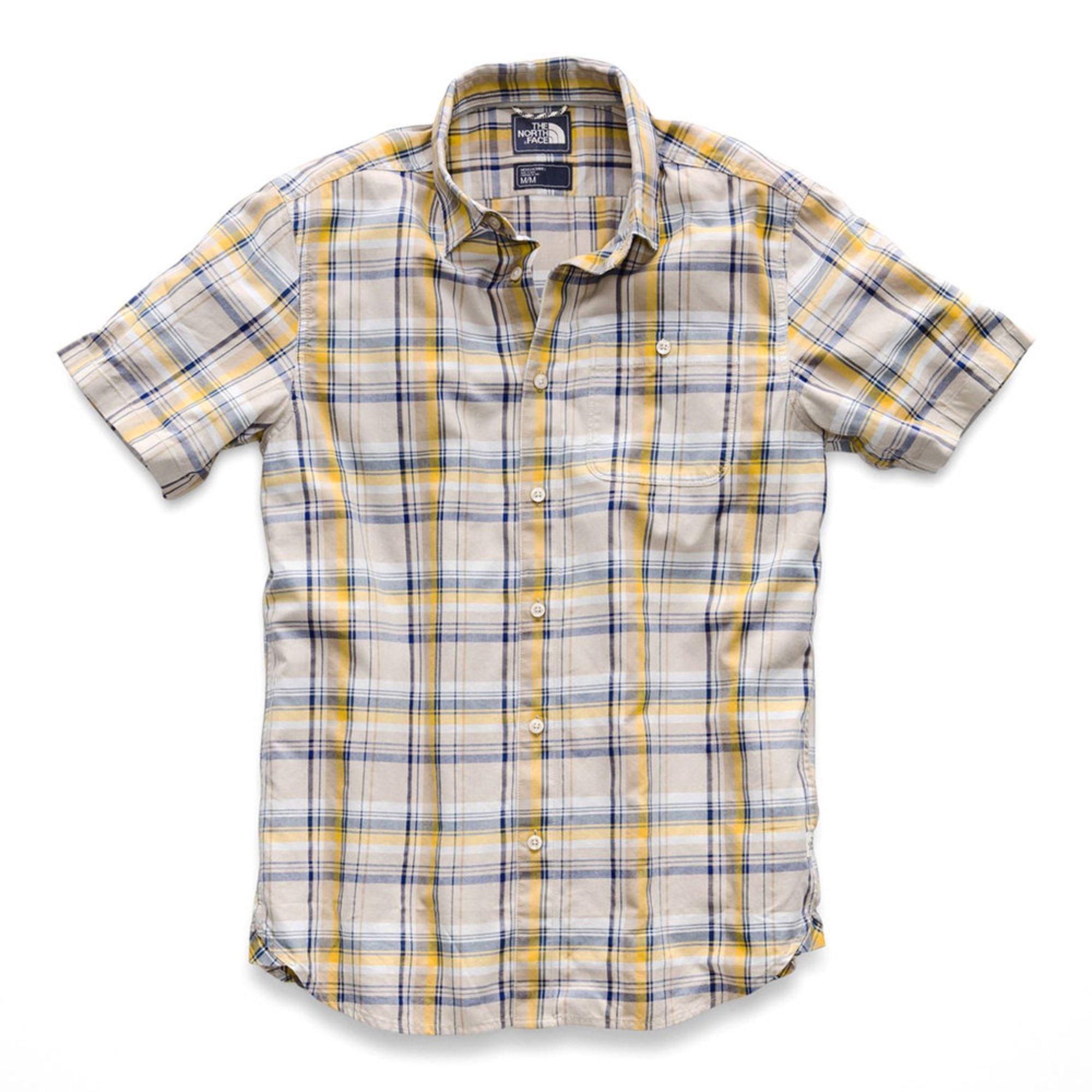 d59d8be78 The North Face Men's Hayden Pass Short Sleeve Shirt | Outdoor Button ...