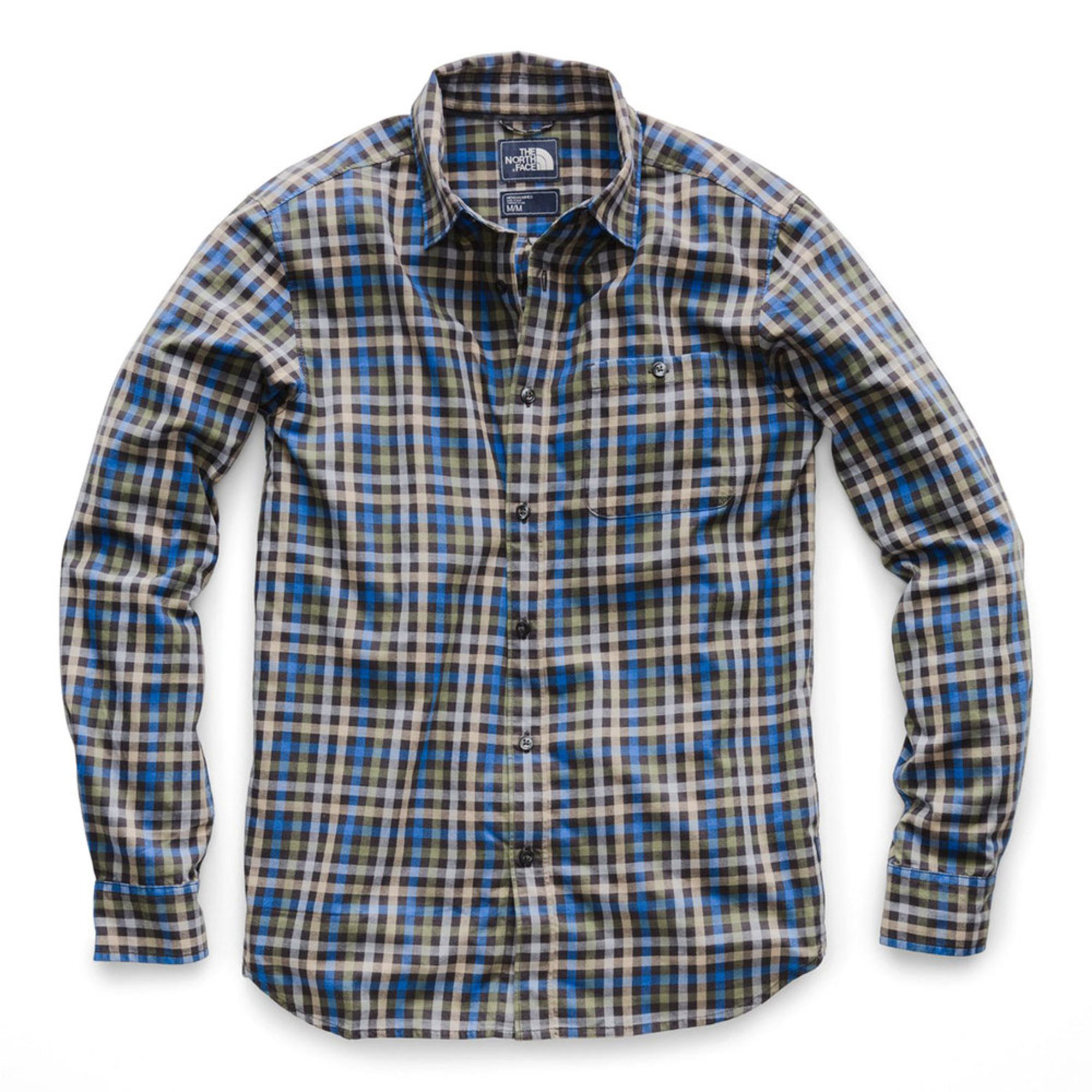 95d973e1a The North Face Men's Hayden Pass 2.0 Long Sleeve Shirt | Outdoor ...