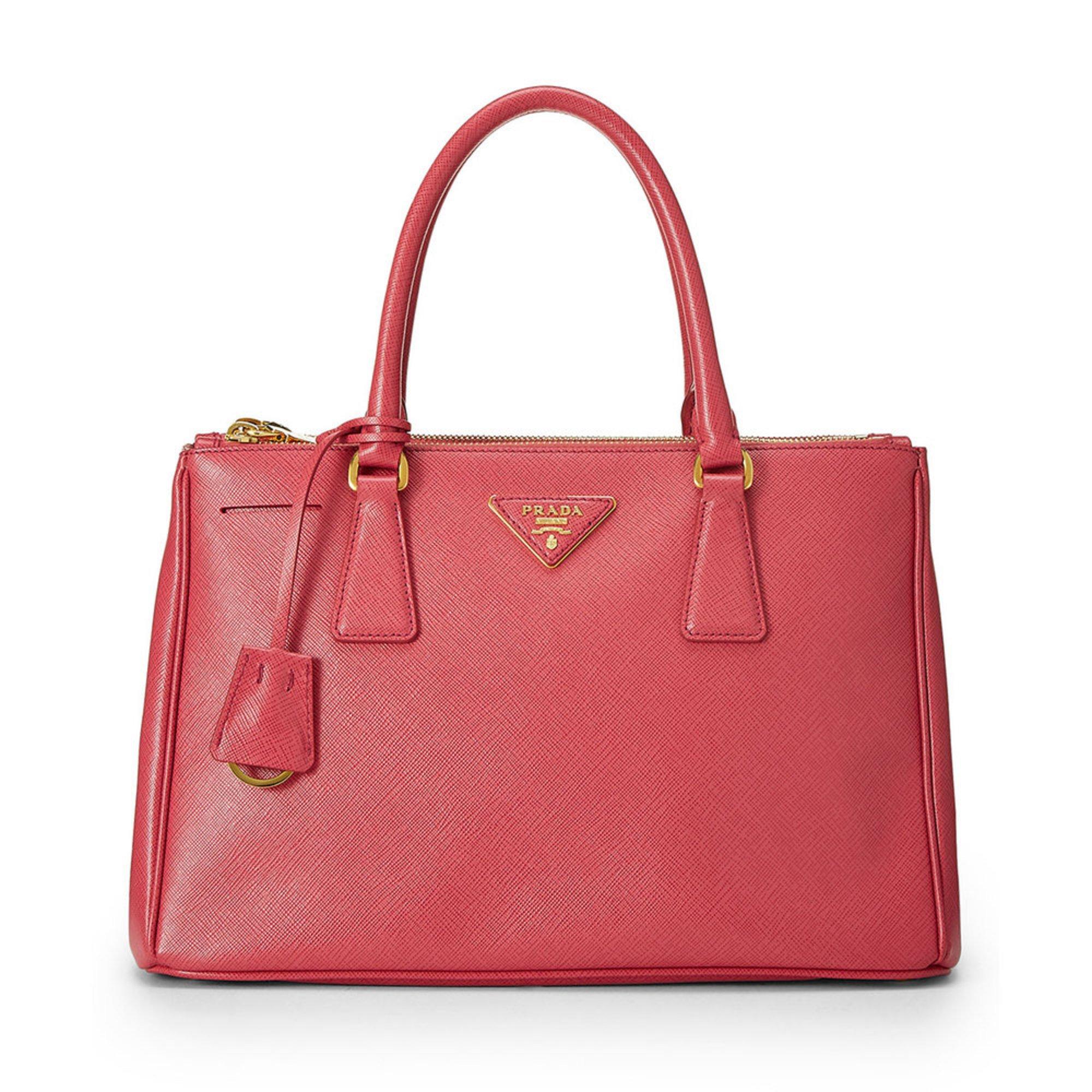 130ebe0e782dbf Prada Pink Saffiano Executive Tote Medium   Totes   Accessories ...