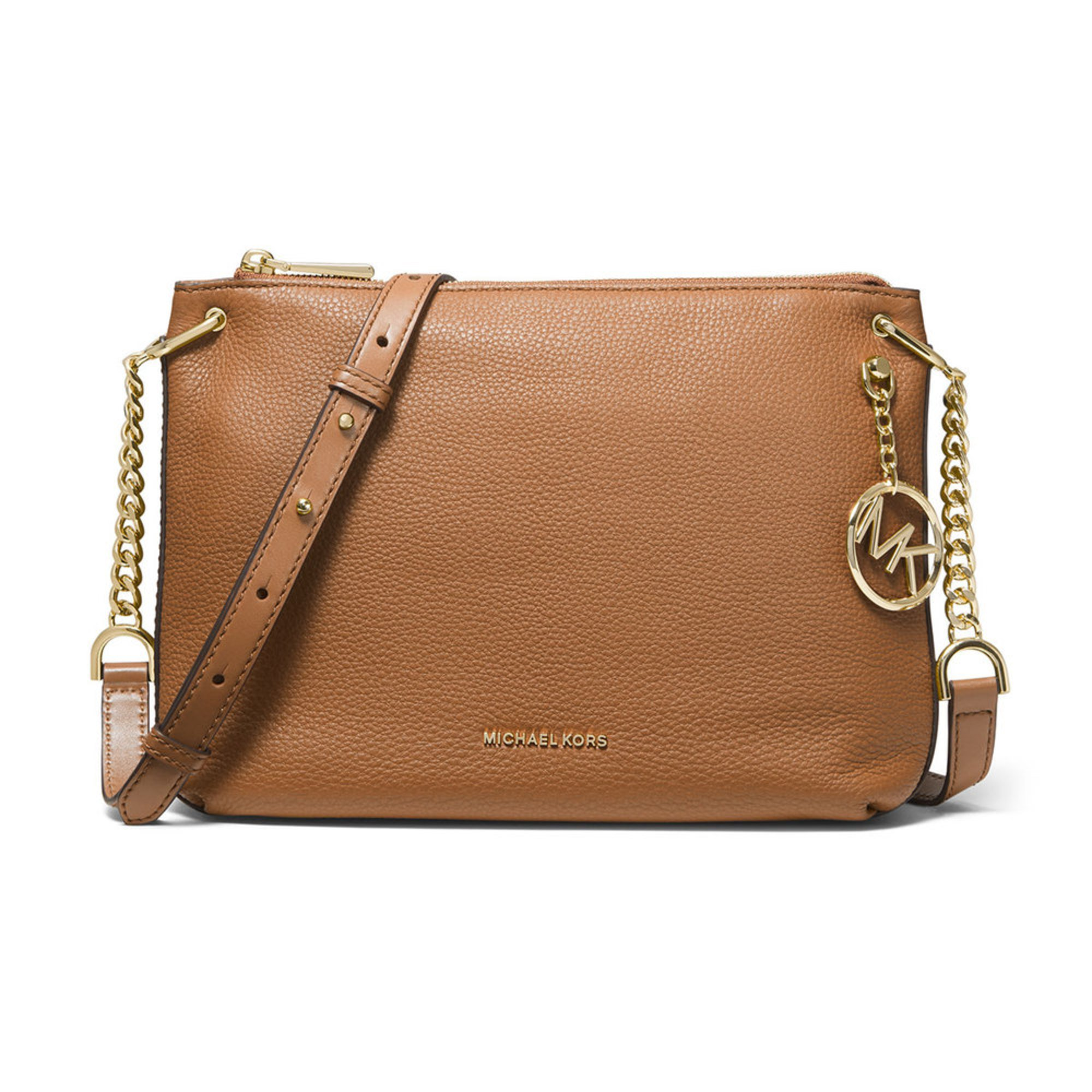 2439cbbd8195 Michael Kors Lillie Large Messenger