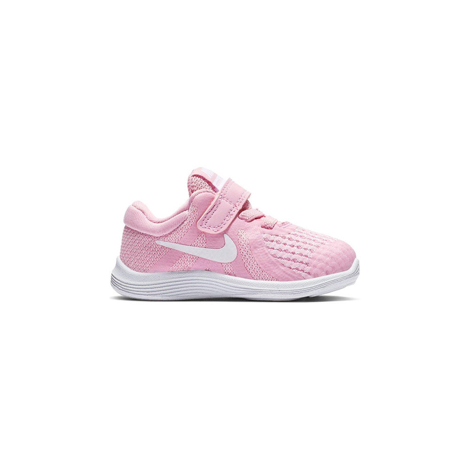 7622876663 Nike Girls Revolution 4 Running Shoe (infant/toddler) | Toddler ...