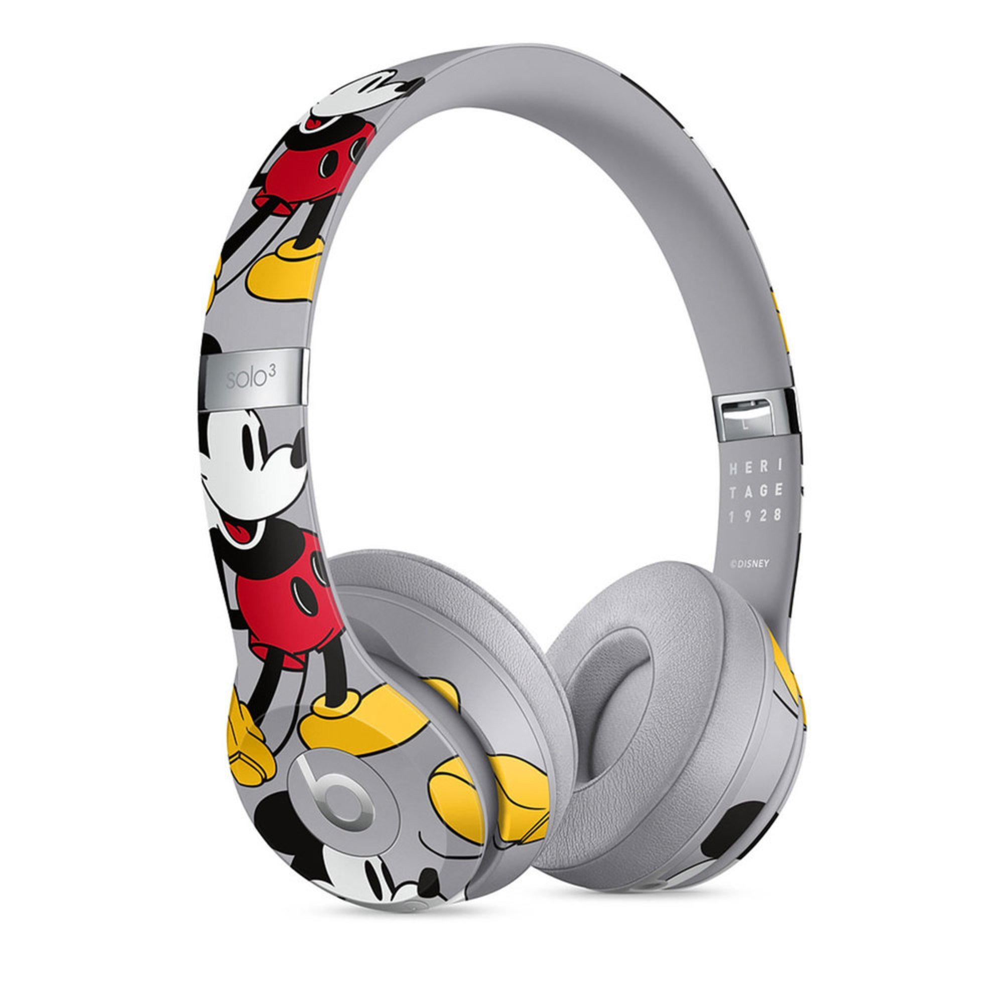 df1452ecb51 Beats Limited Edition Mickey Mouse Solo 3 Wireless Headphones | On ...