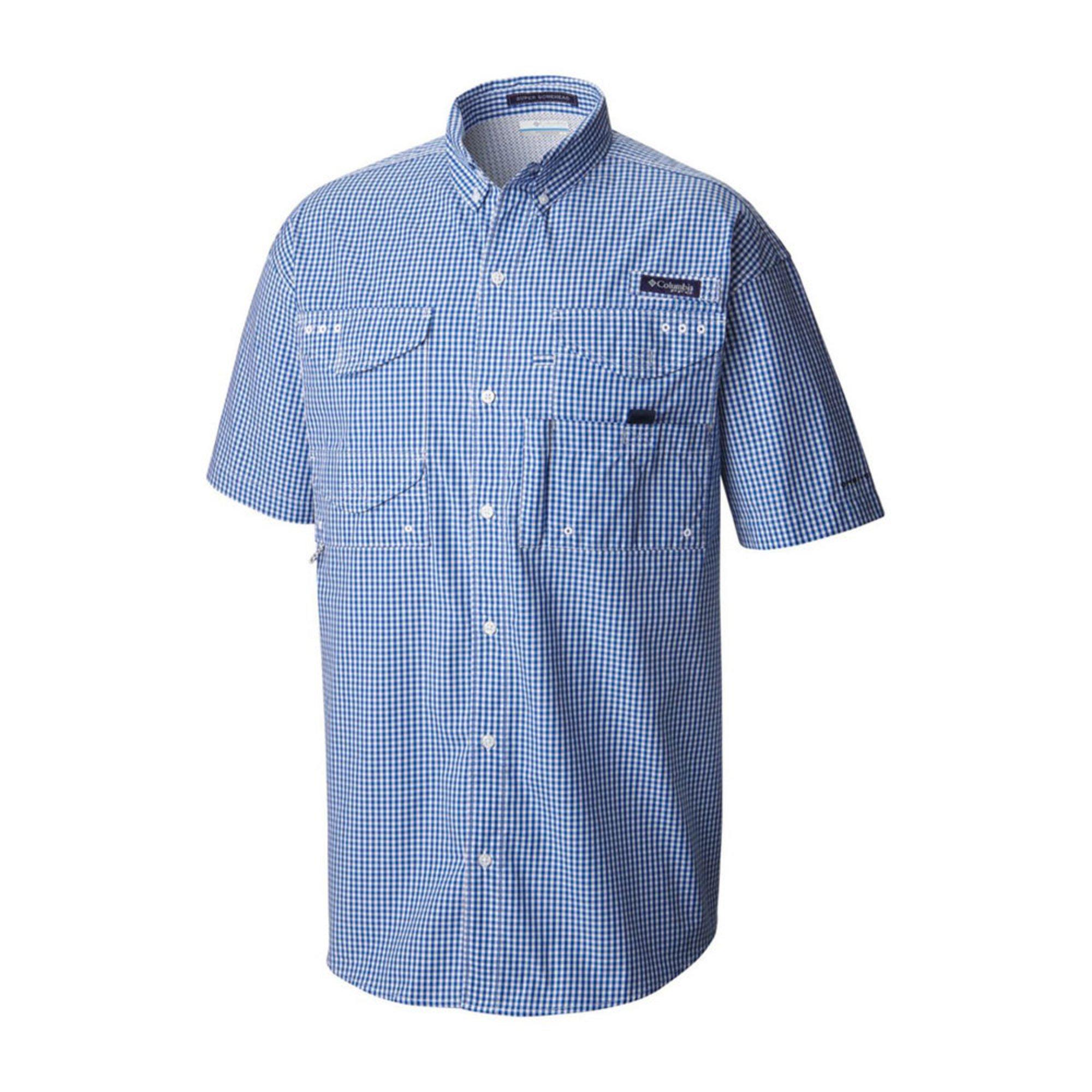 9577758a822 Columbia Men's Pfg Super Bonehead Classic Shirt   Outdoor Button ...