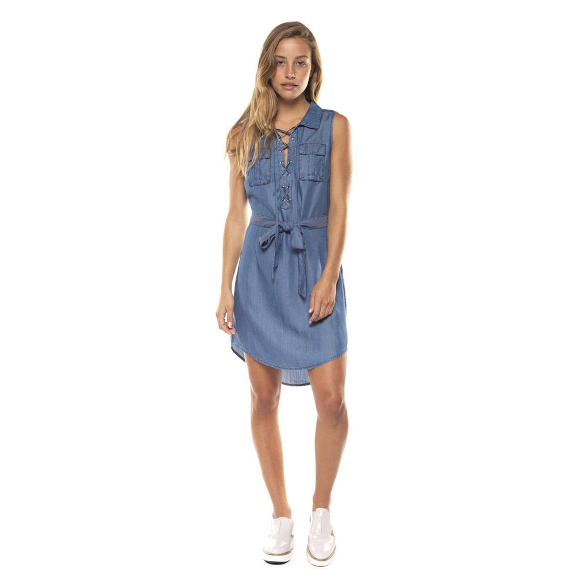 ab951e828b2 Denim Cool Dresses - Gomes Weine AG