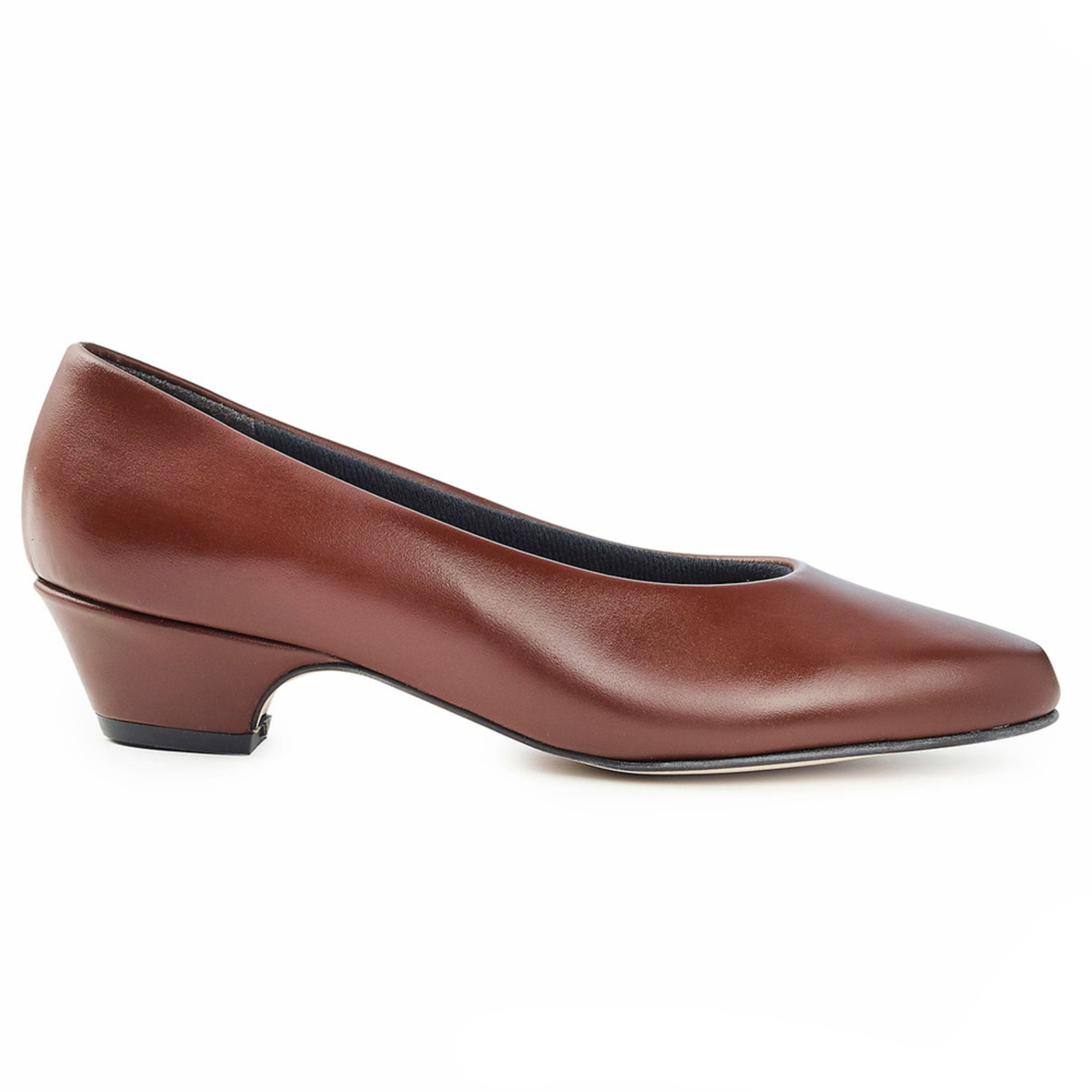df7c4356786 Capps Brown Leather 1 1/4