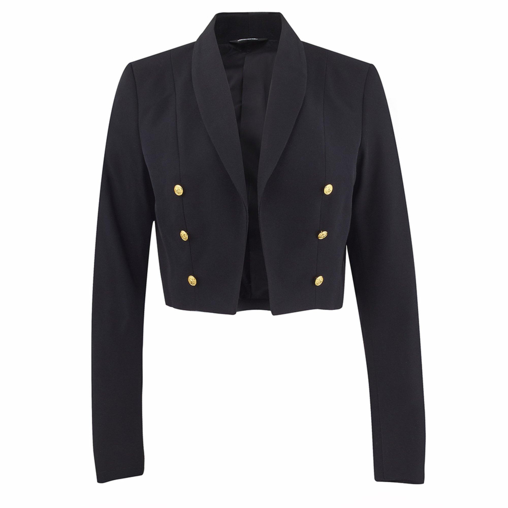 91a69cba4a1 Women's Formal Dress Blue Jacket | Dinner Dress Blue | Military ...