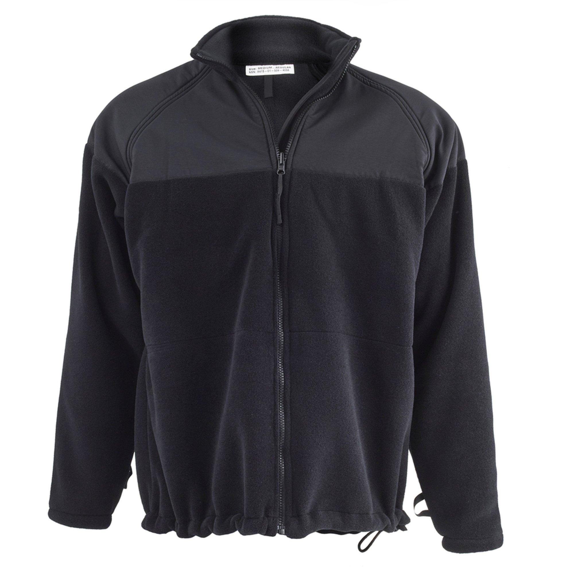 Navy Nwu Black Fleece Liner | Navy Working Uniform (nwu Iii