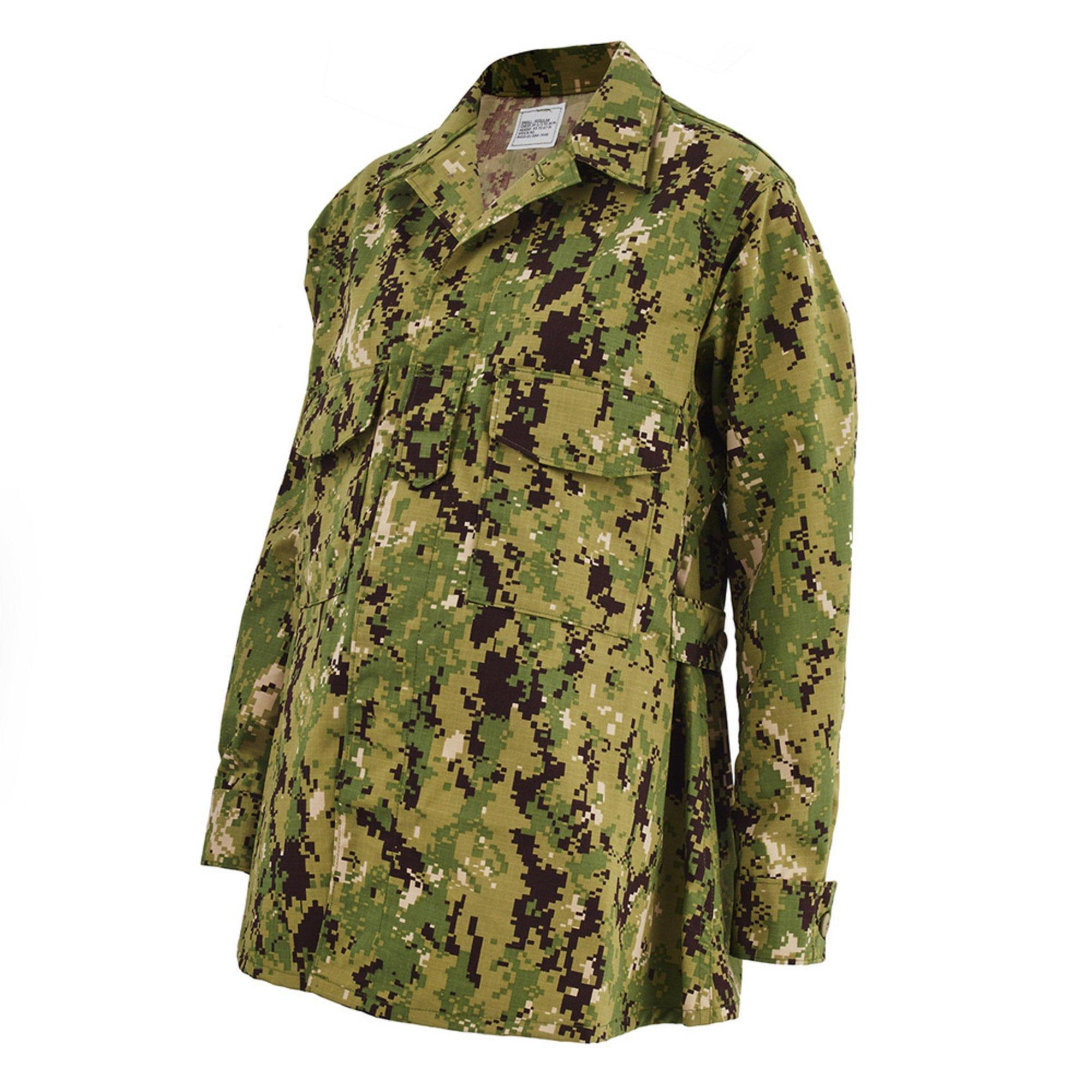 Type-iii Woodland Maternity Blouse | Working Uniforms