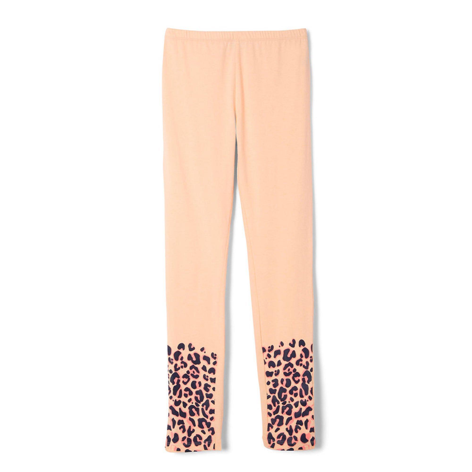 15eb7791101a8 Yarn & Sea Toddler Girls' Placed Art Leggings | Little Girls' Shorts ...