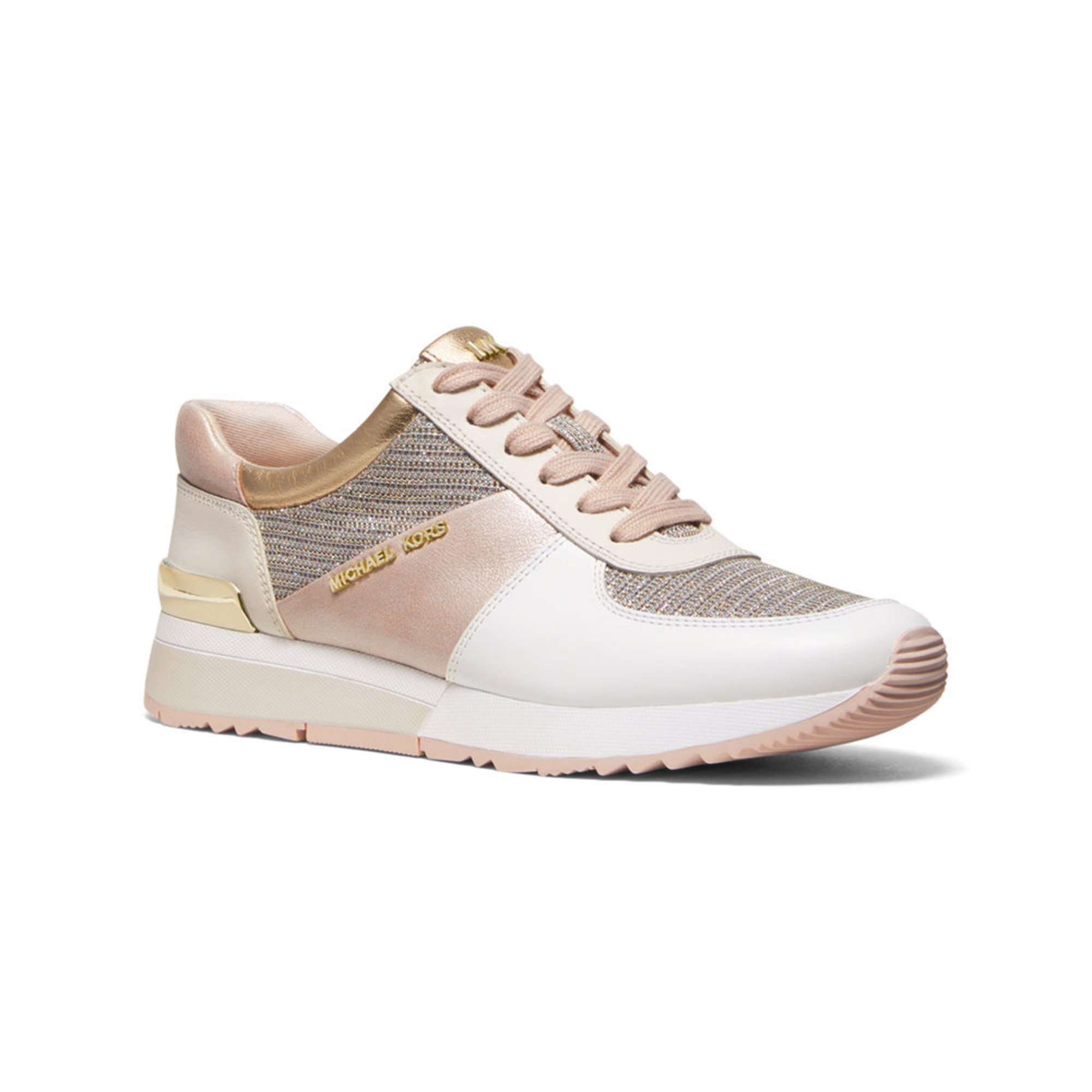 28859131 Michael Kors Women's Allie Trainer | Women's Sneakers | Shoes - Shop ...