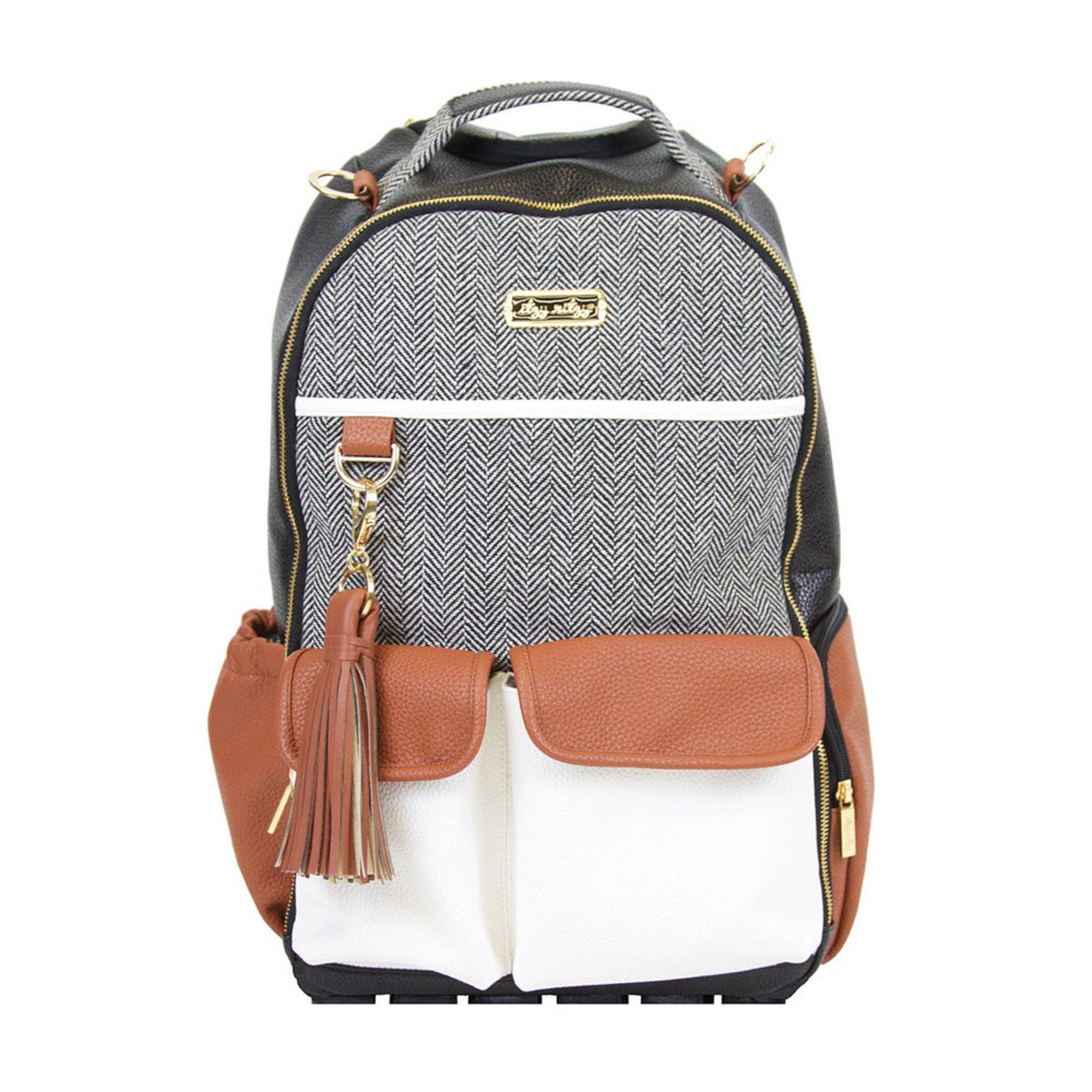 4a43538d7be Itzy Ritzy. Itzy Ritzy Boss Backpack Diaper Bag
