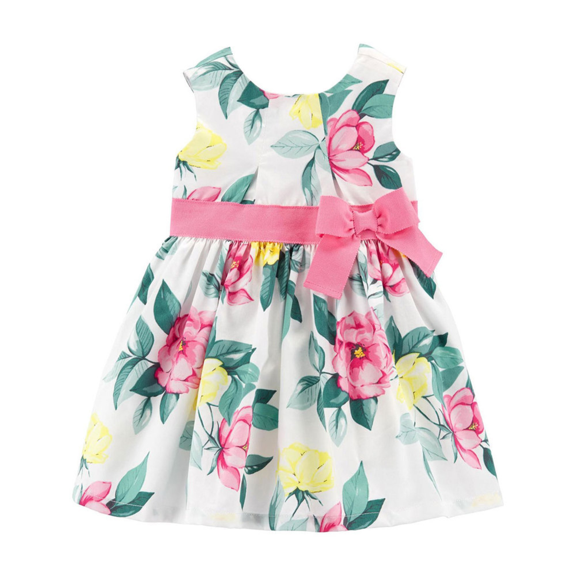 453add942ddd0 Carter's Baby Girls' Floral Dress