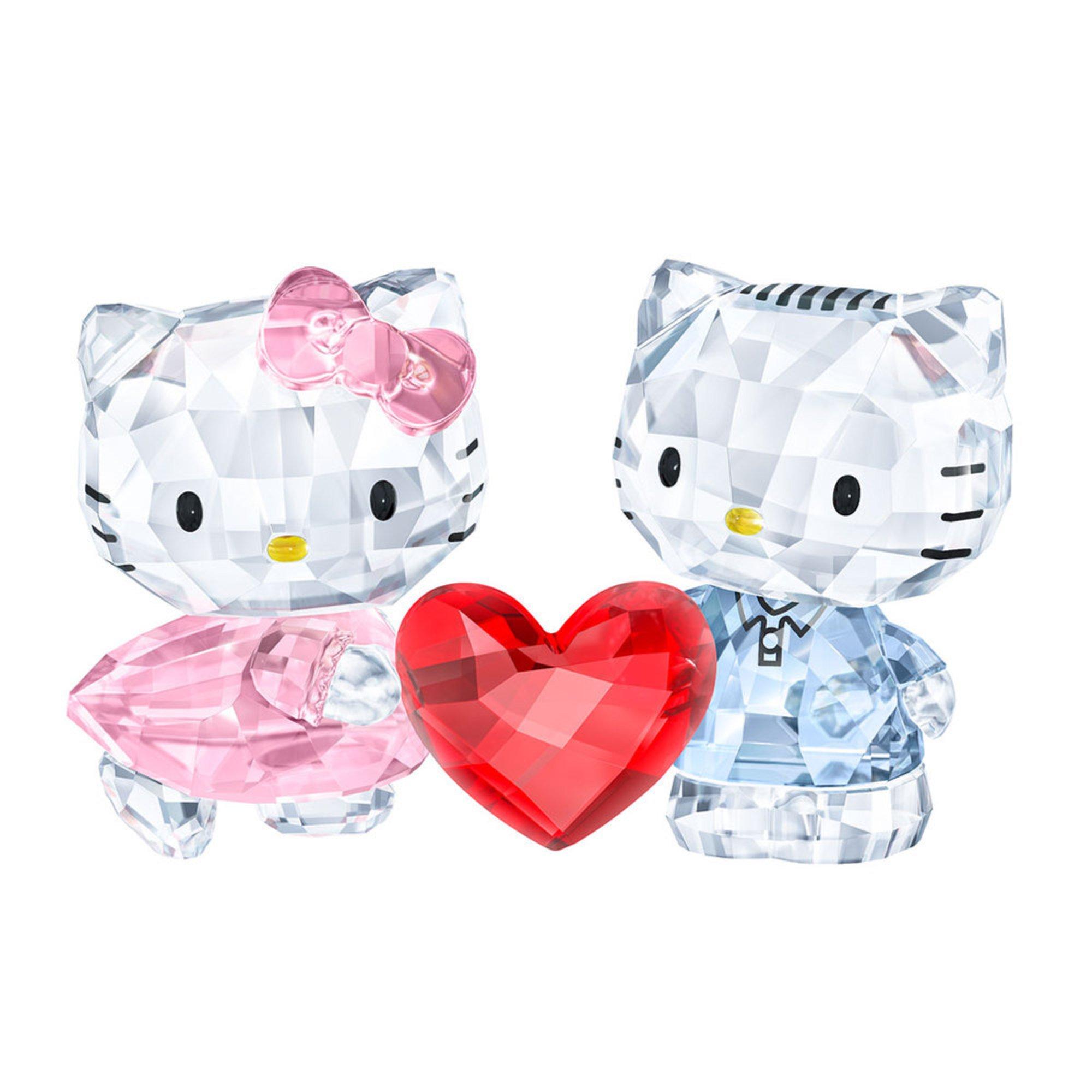 2de9d8e43fa3 Swarovski Crystal Living Hello Kitty And Dear Daniel