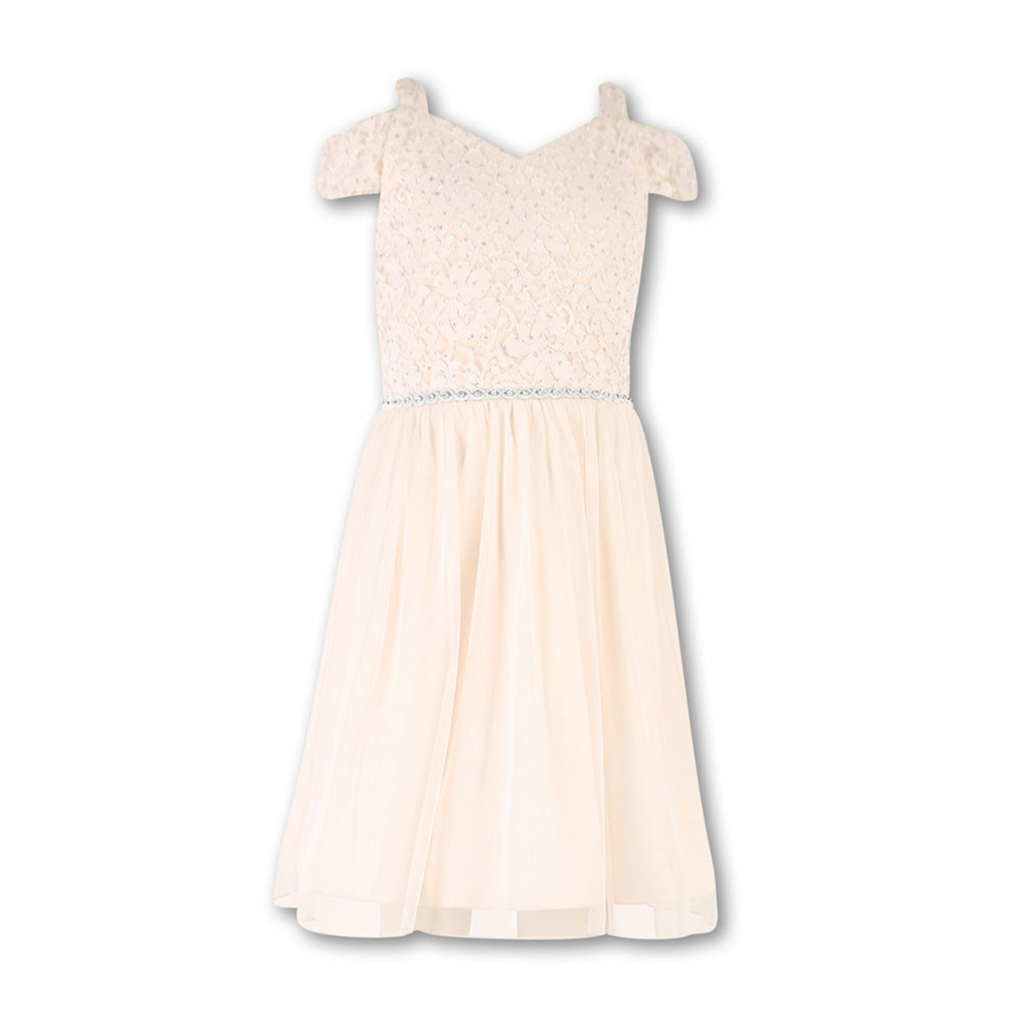 5499936cc108 Speechless. Speechless Big Girls  Lace Bodice Easter Dress