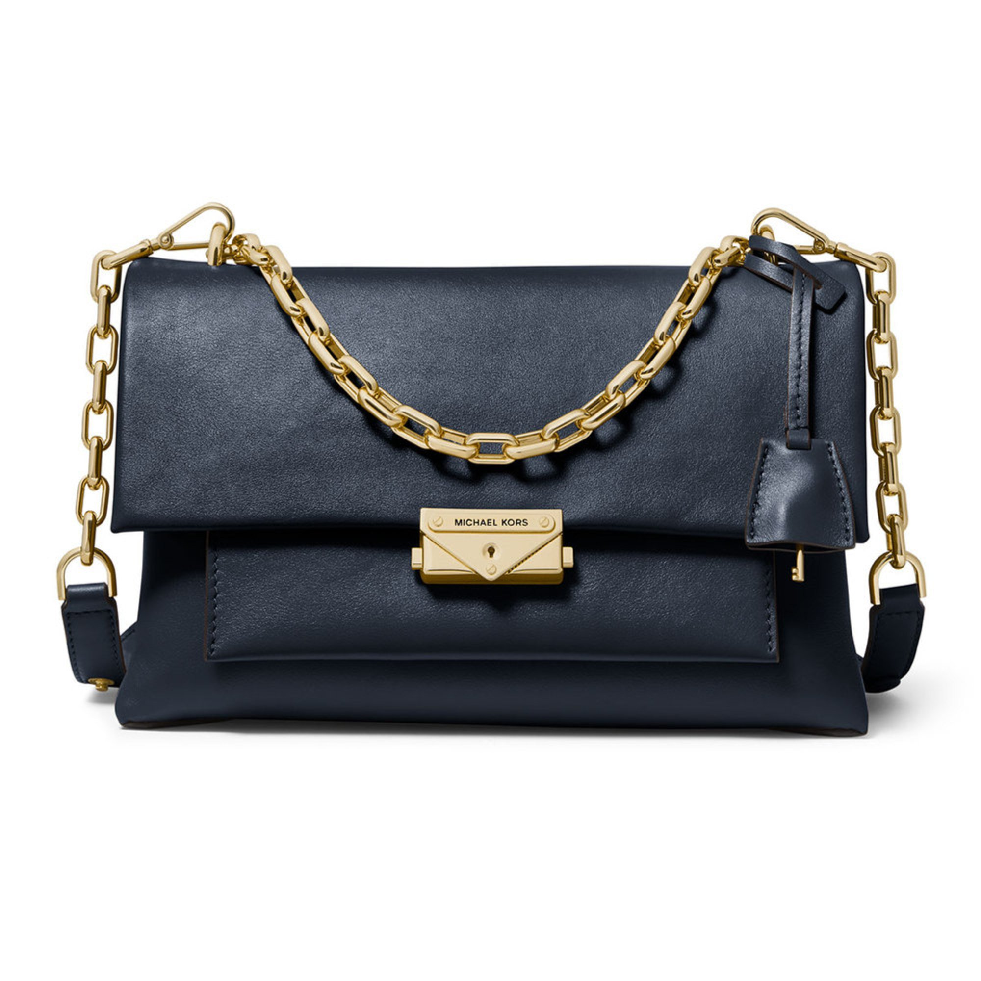 0bdf890cf85e9b Michael Kors Cece Large Chain Shoulder | Shoulder Bags | Accessories ...