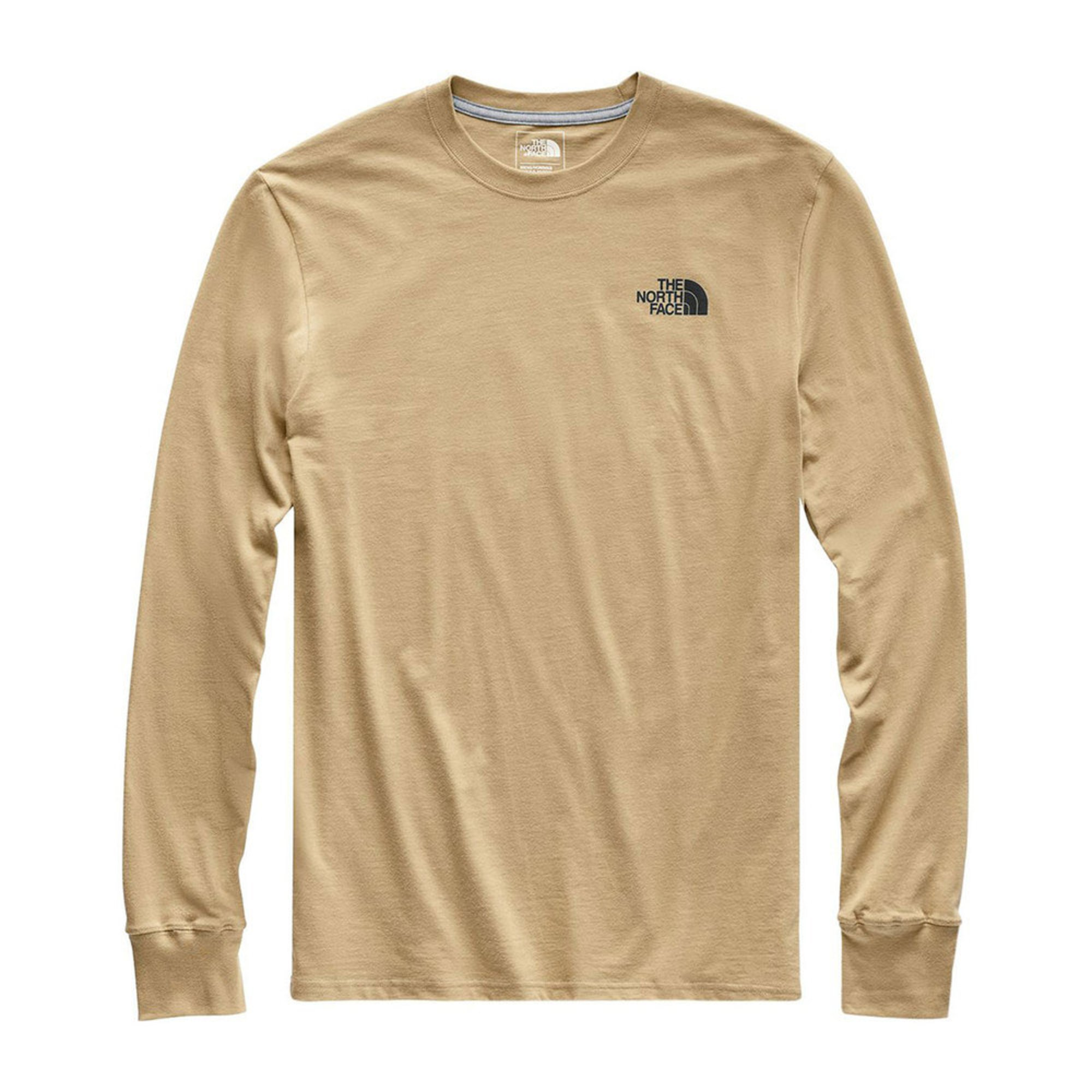 1f2ddfee2 The North Face Men's Long Sleeve Red Box Tee