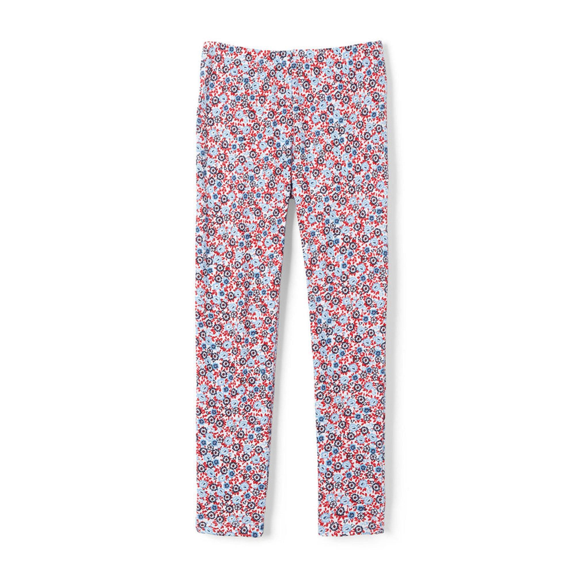 750f90157016e Yarn & Sea Toddler Girls' Printed Capri Leggings   Little Girls' 2t ...