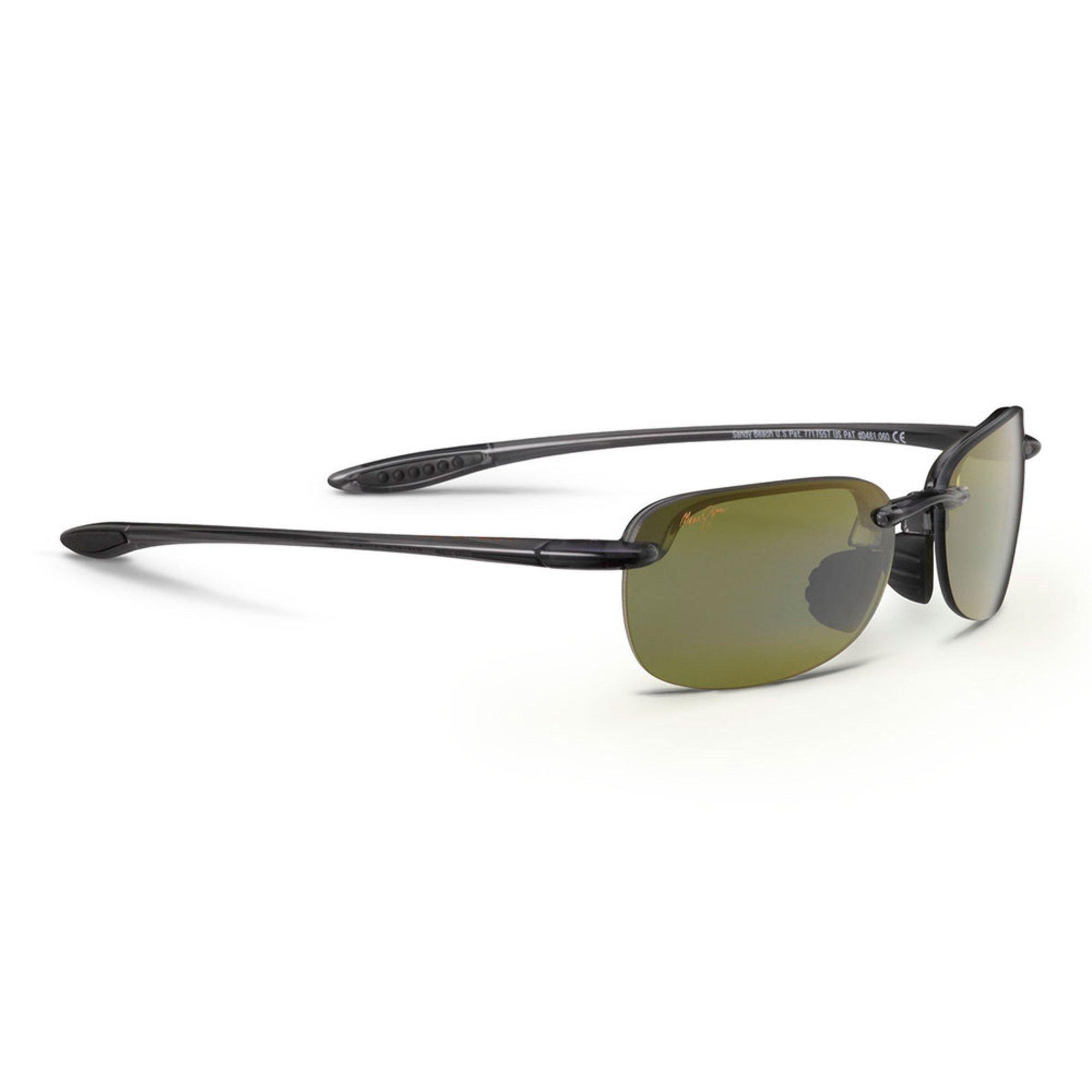 603ea1930262 Maui Jim Unisex Sandy Beach Tortoise Rimless Sunglasses | Unisex ...