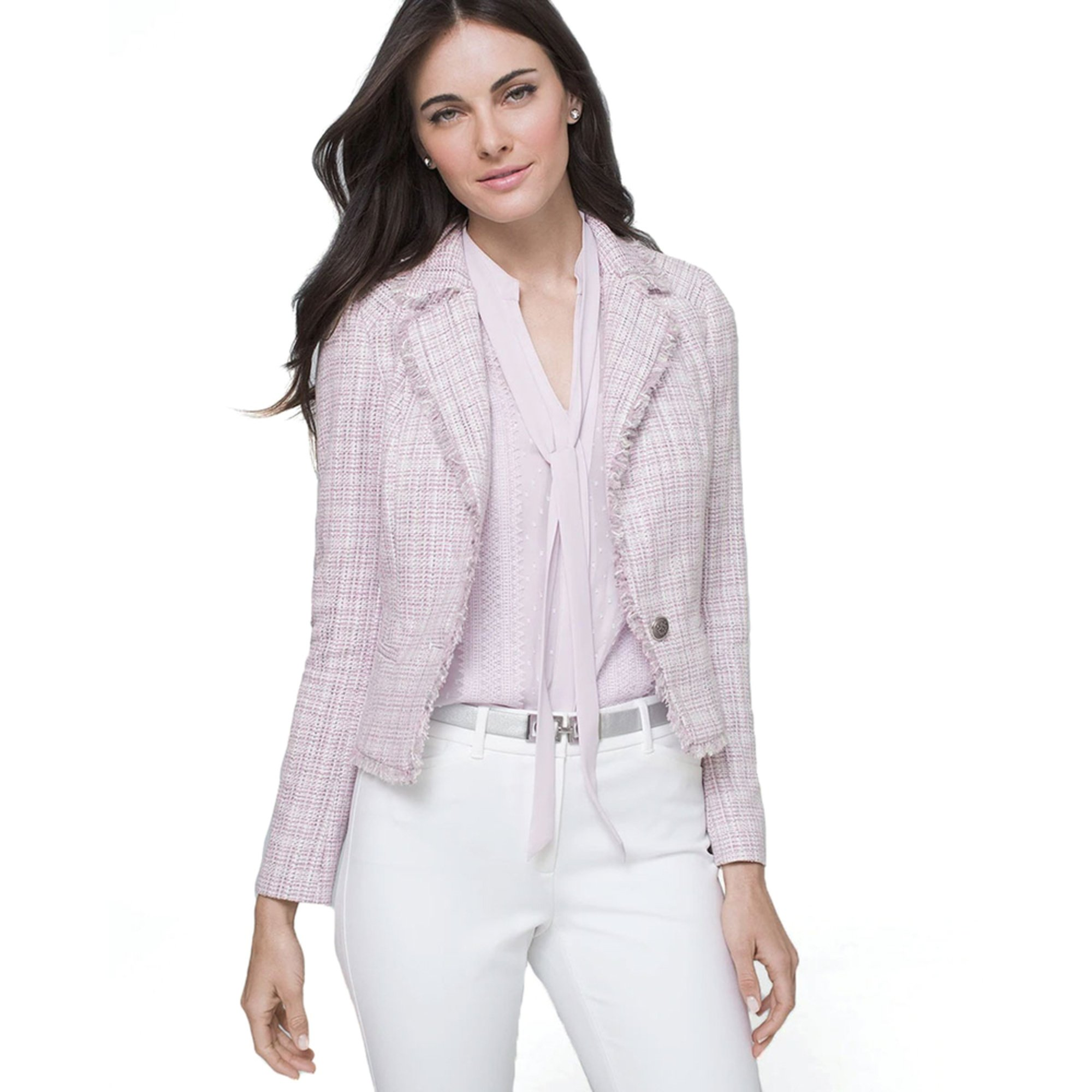 9417dc3d6cb White House Black Market Women's Tweed Jacket | Casual & Dress ...