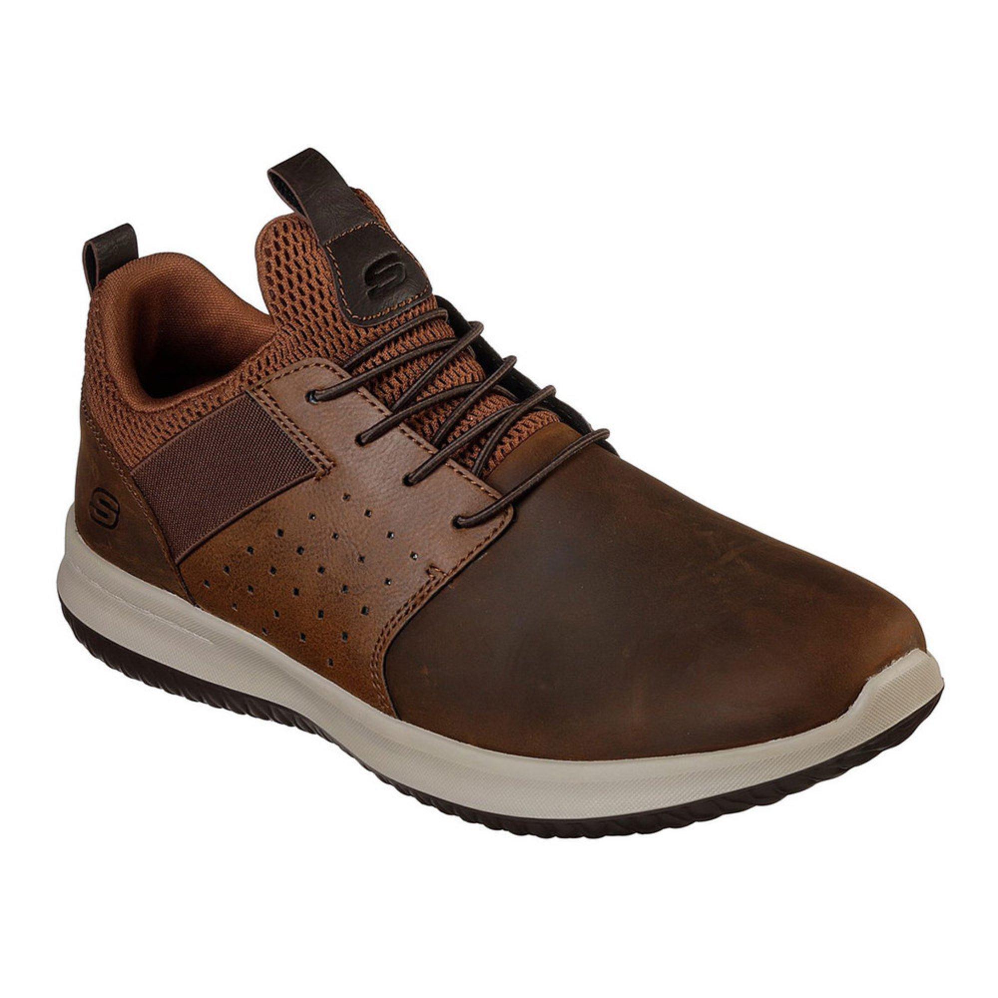 super beliebt 2019 professionell sehr günstig Skechers USA Men's Axton Wide Casual Leather Slip-On Shoe