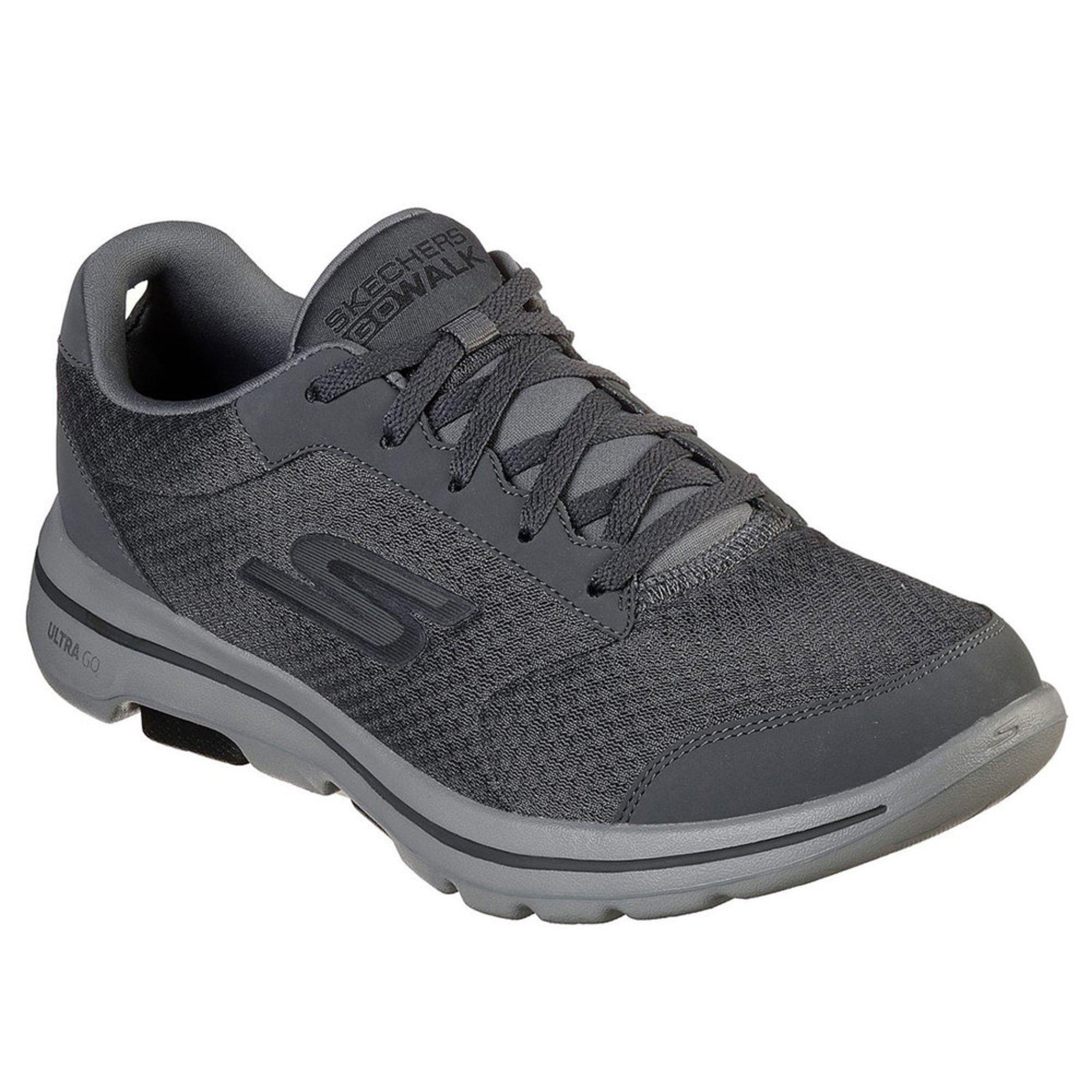 Skechers Men's Fitness Go Walk 5 Walking Shoe (Wide)