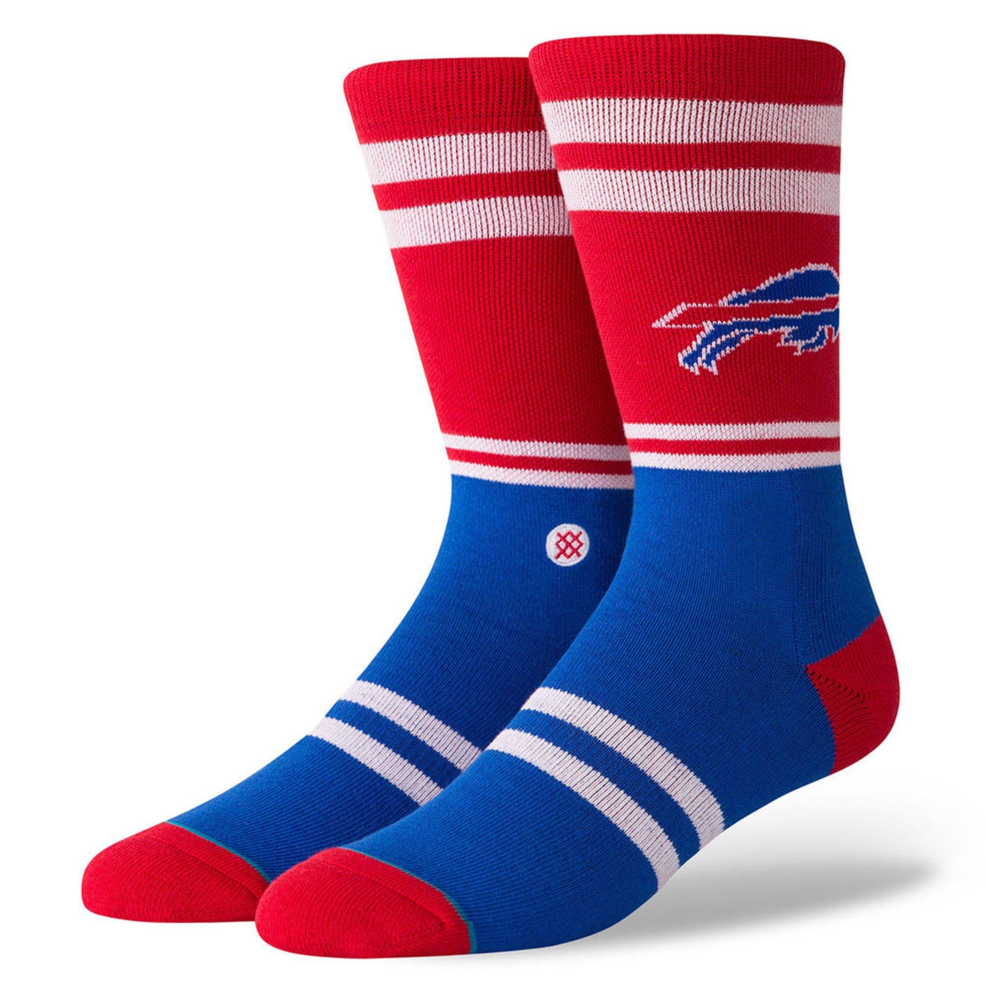 7da5cd3c Stance Men Buffalo Bills Logo Sock | Men's Socks | Apparel - Shop ...