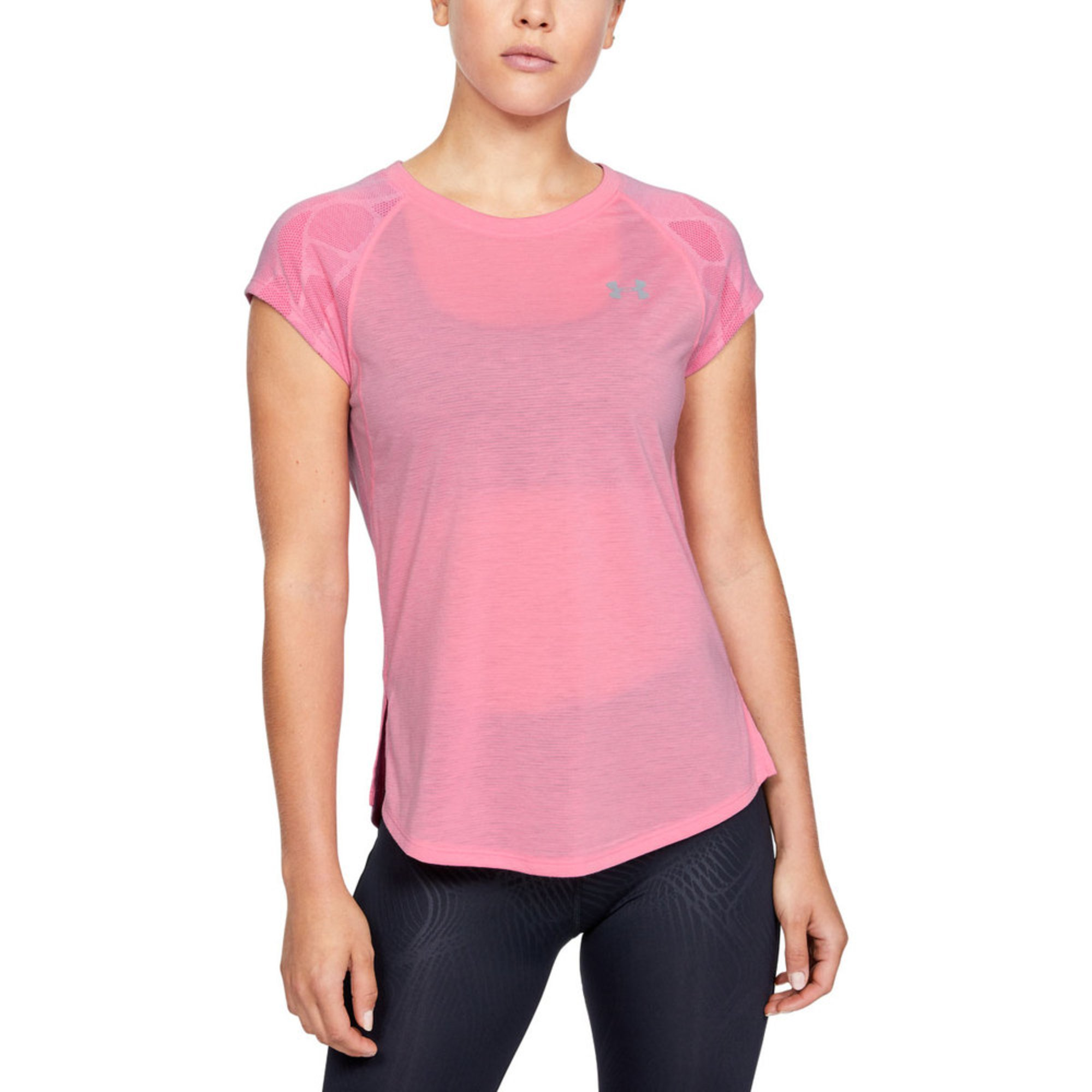 Under Armour Women's Streaker 2.0 Shift | Active Tees & Tops | Apparel -  Shop Your Navy Exchange - Official Site