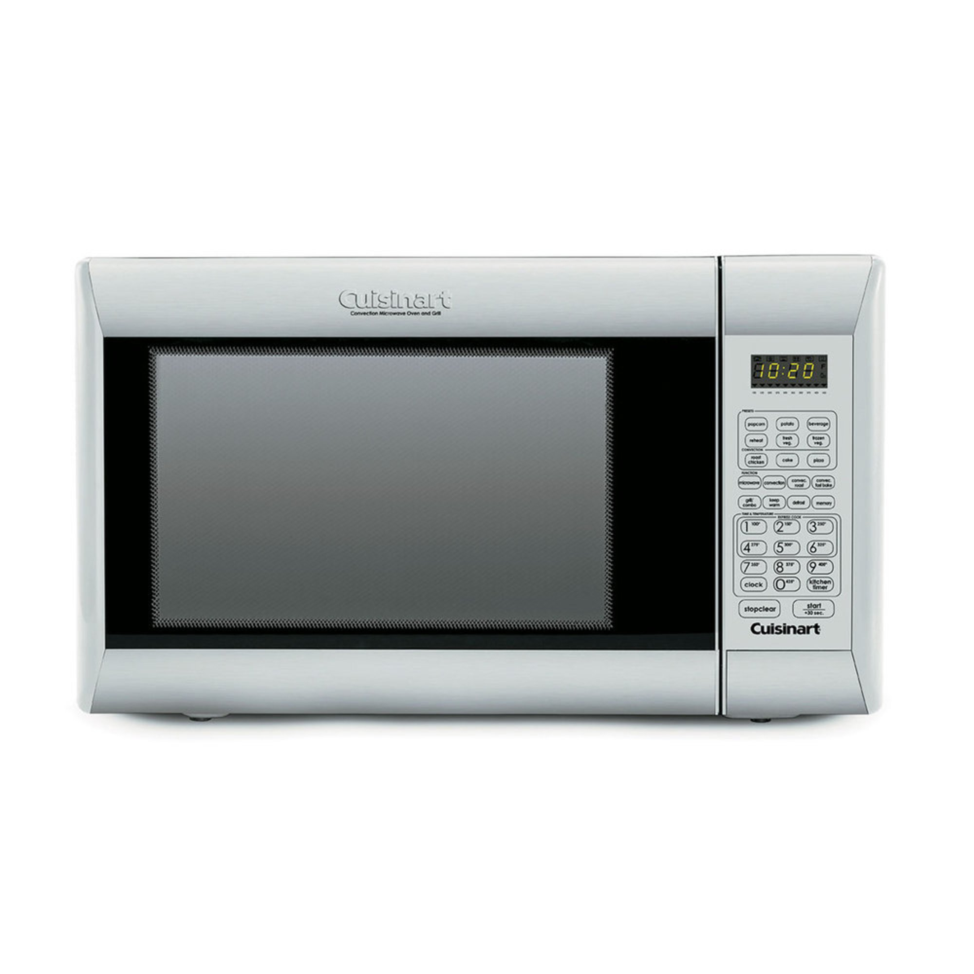 Cuisinart Convection Microwave Oven And Grill Countertop